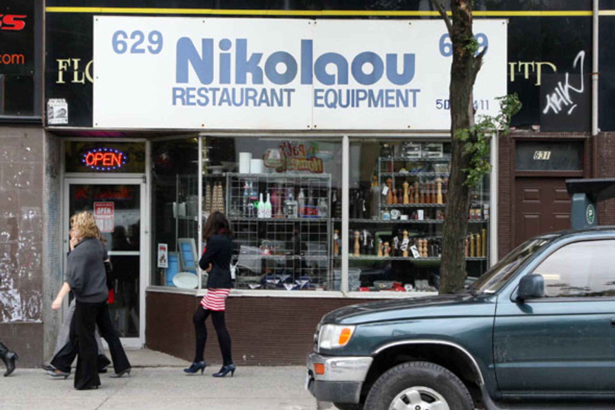 Nikolaou Restaurant Equipment