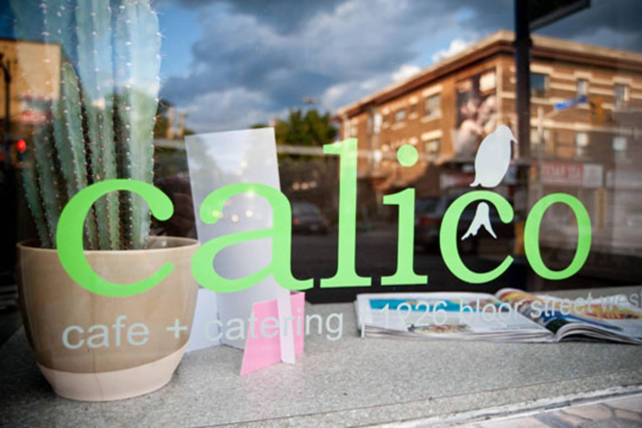 Calico cafe toronto