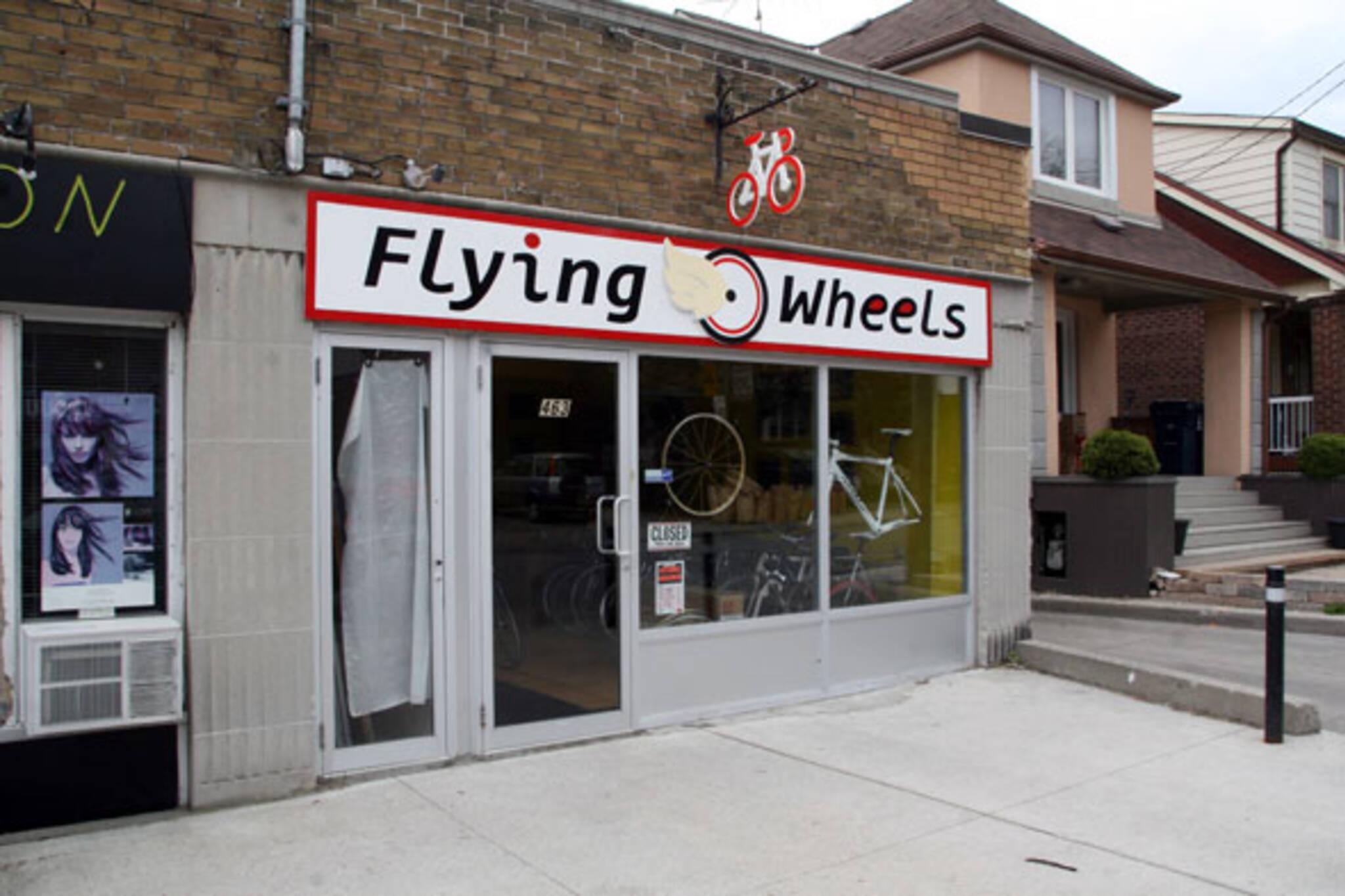 Flying Wheels Toronto