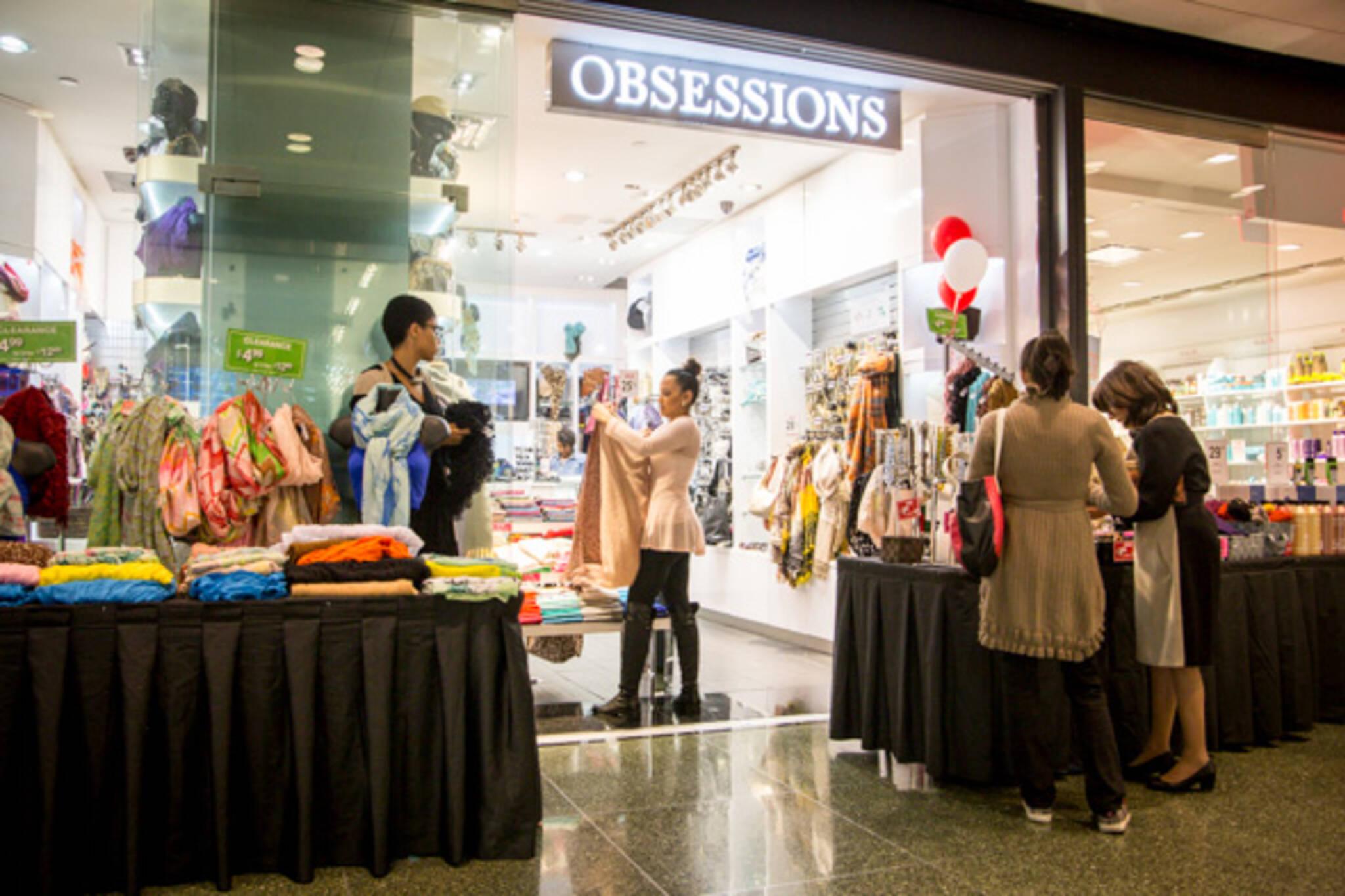 obsessions fashion toronto