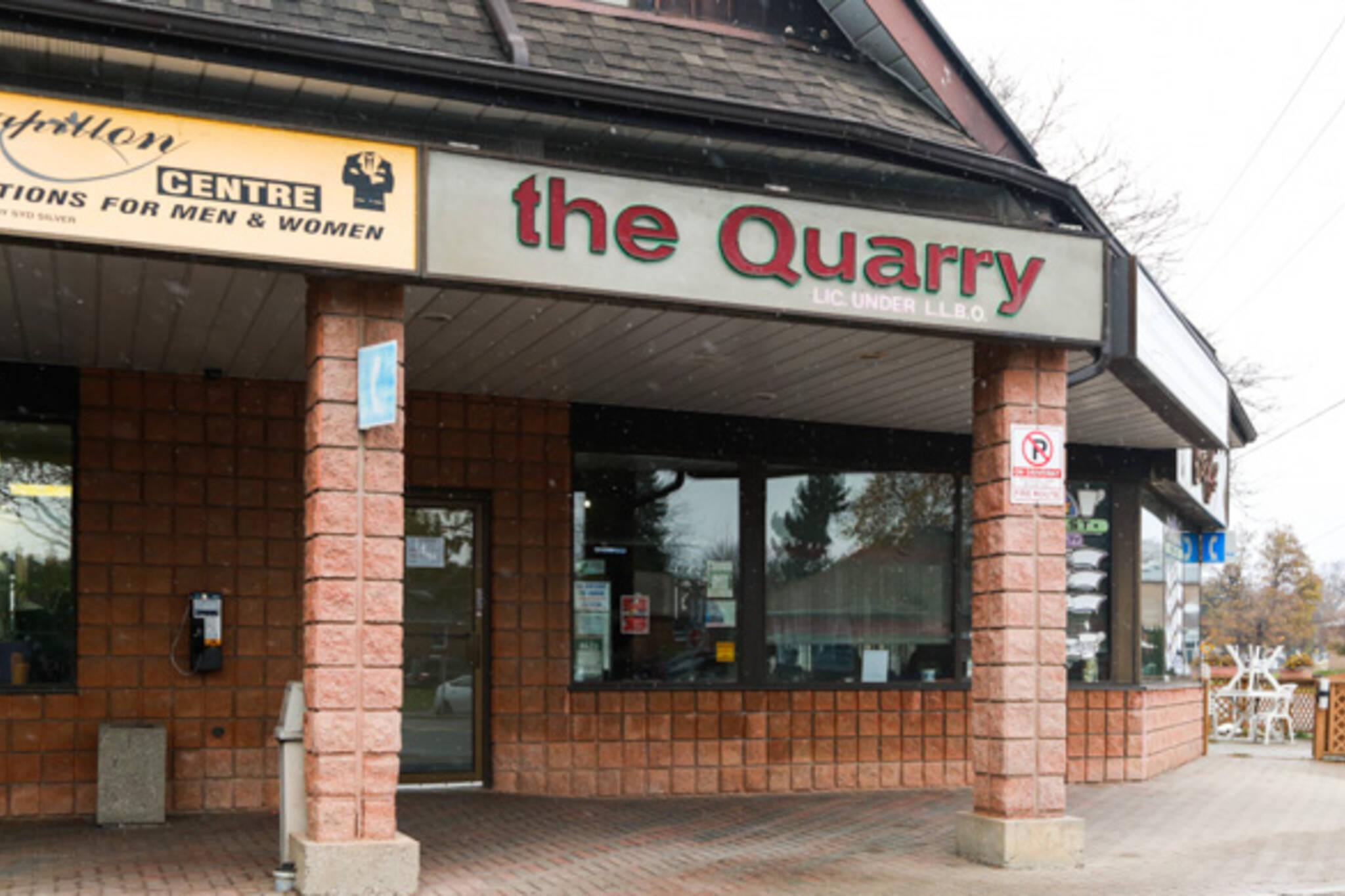 quarry cafe