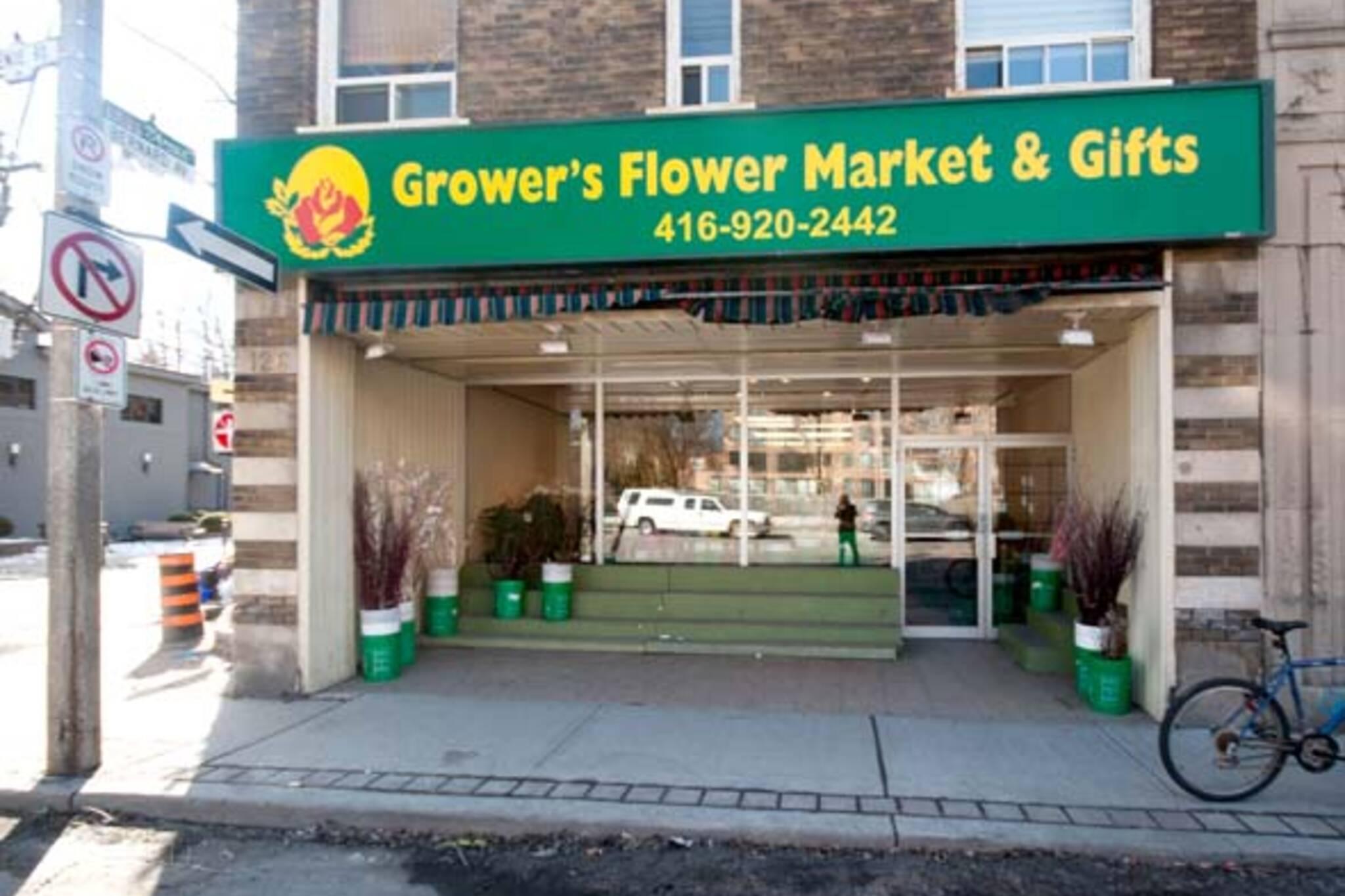 Growers Flower Market Toronto