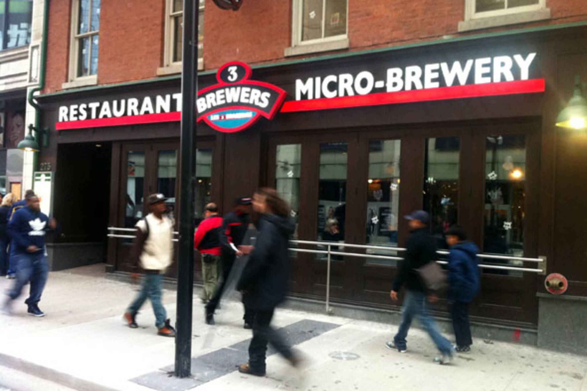 3 Brewers Toronto