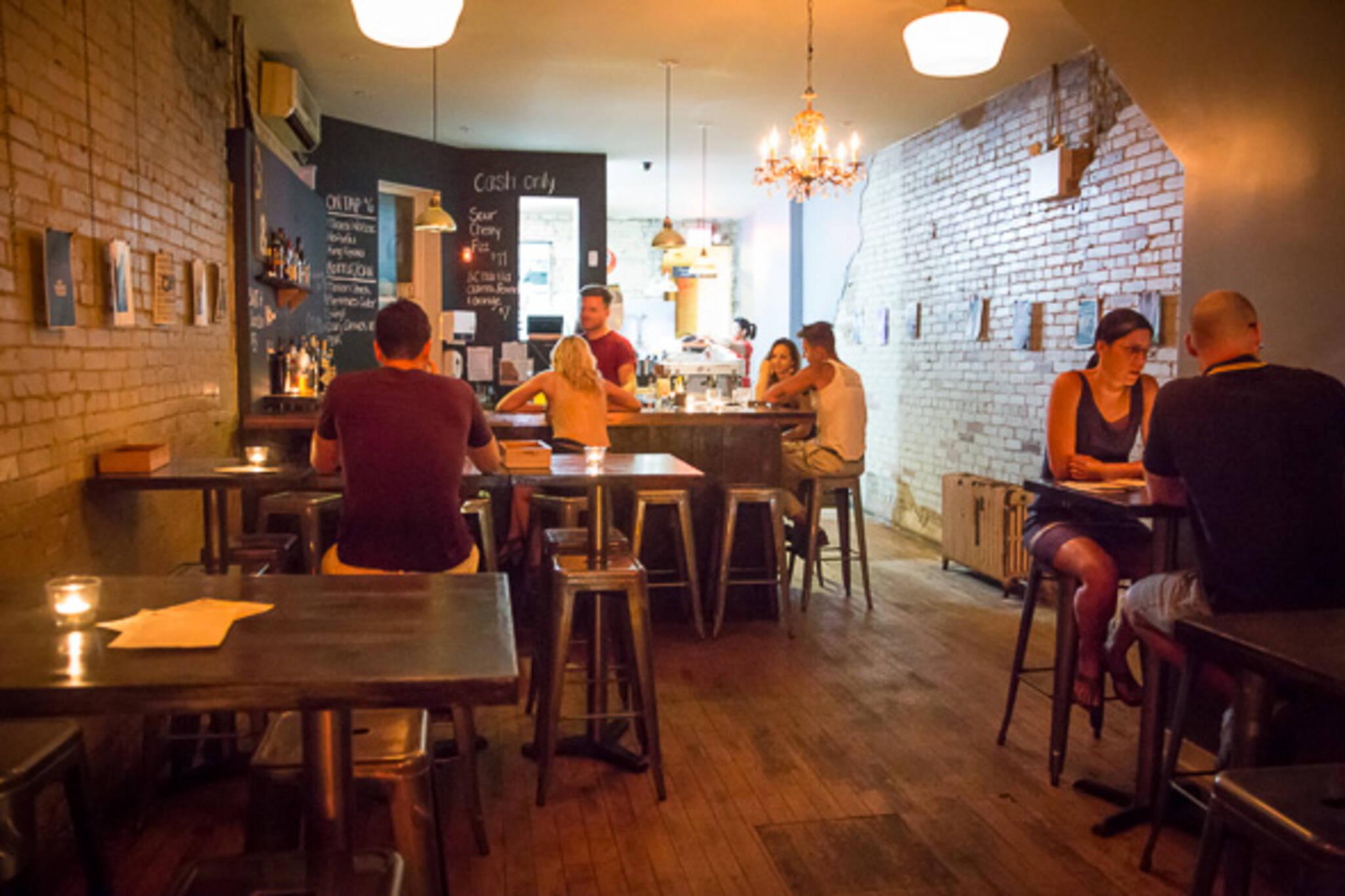 Food and Liquor Toronto