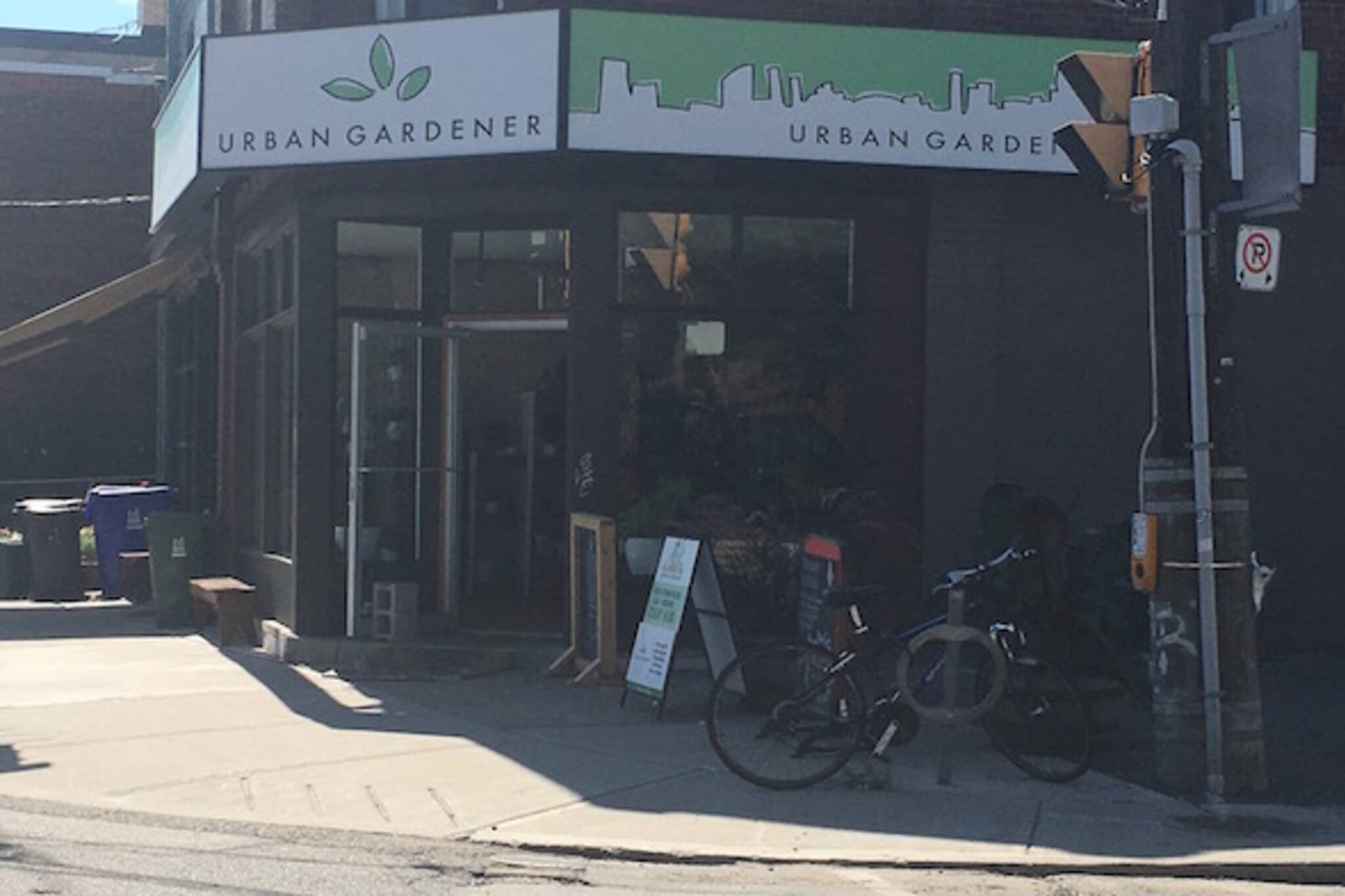 Urban Gardener Toronto