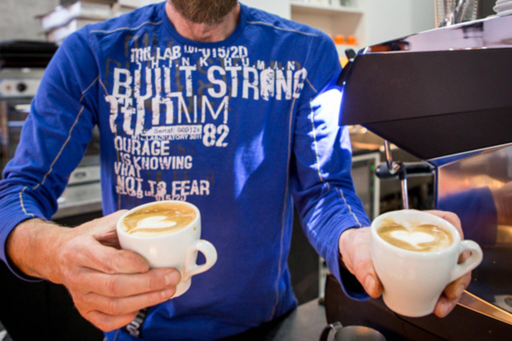 bulldog coffee toronto