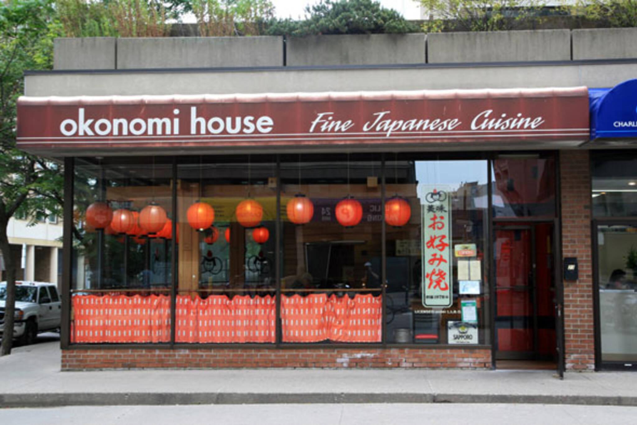 Okonomi House Toronto