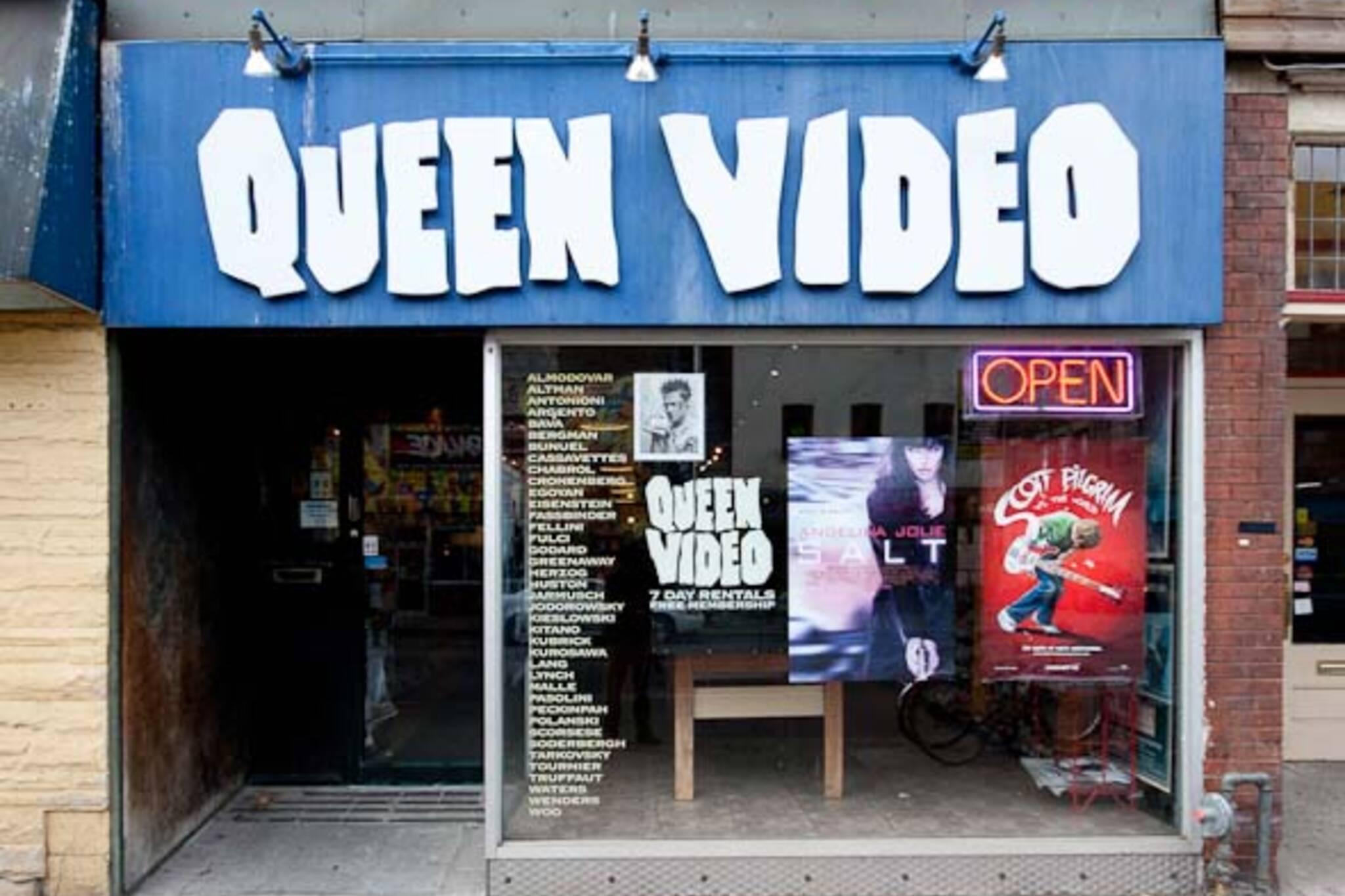 Queen Video Toronto