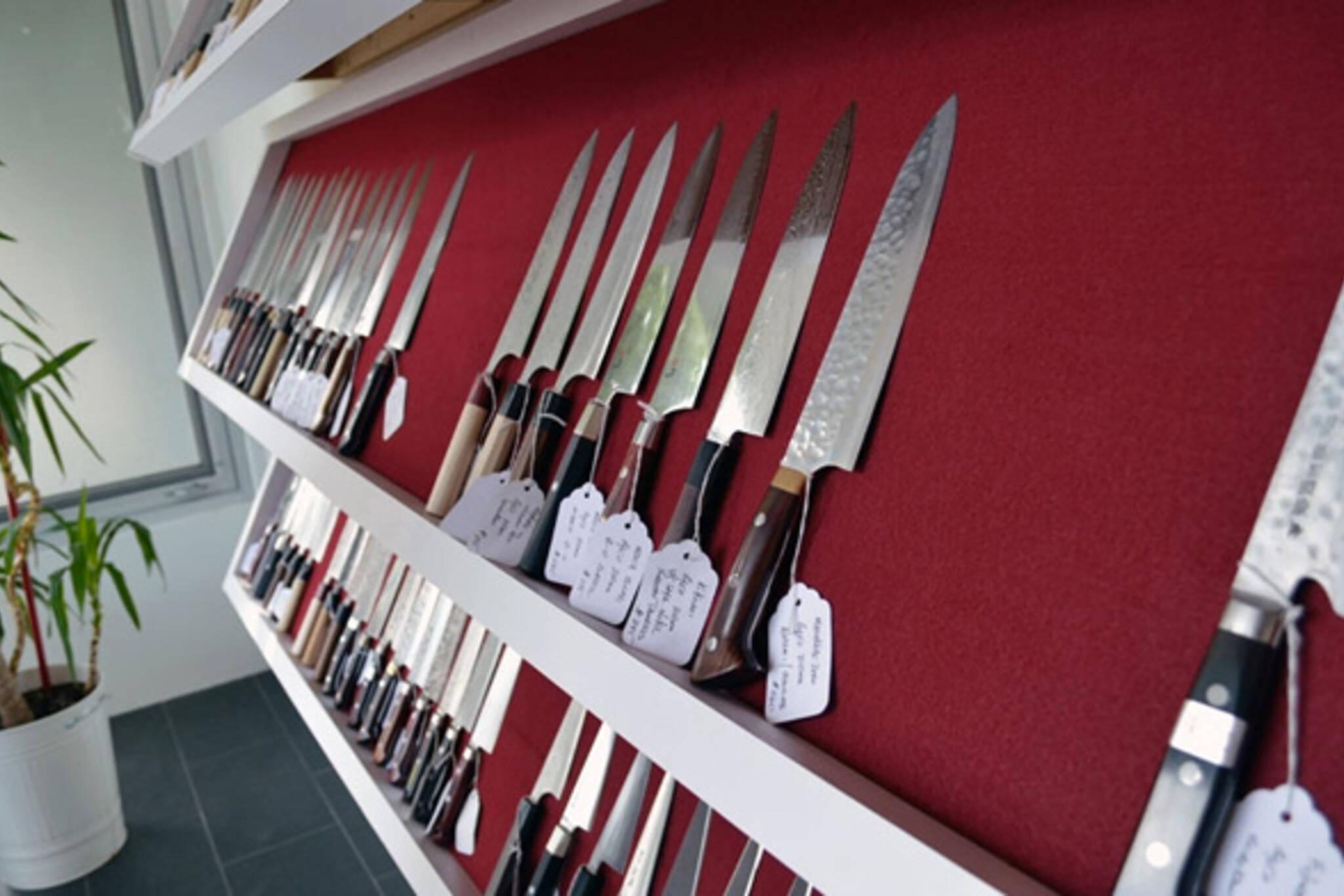 Knife Toronto