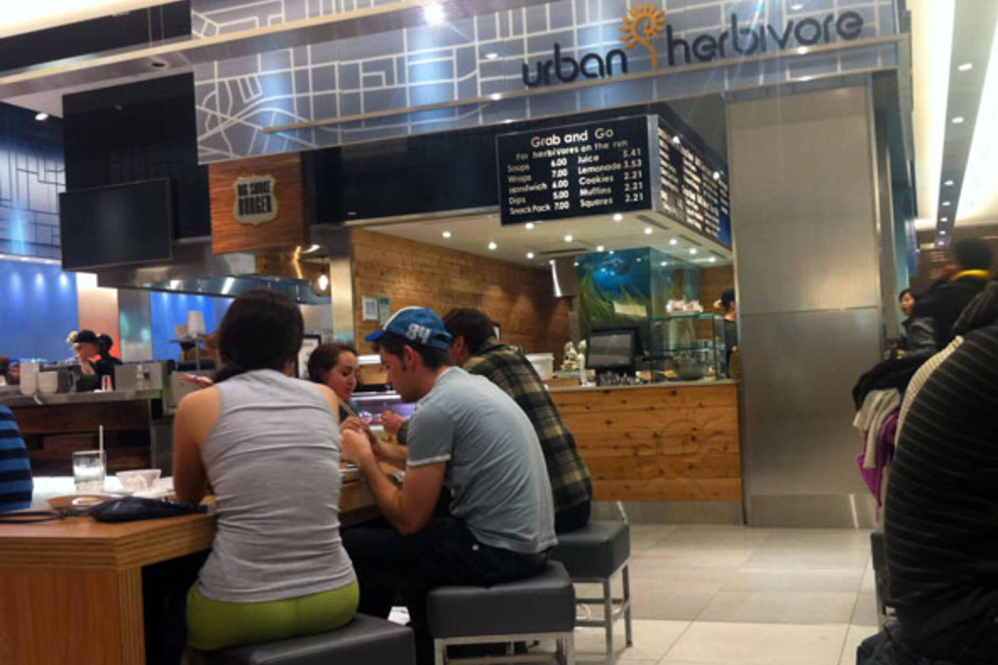 Urban Herbivore (Urban Eatery) Toronto