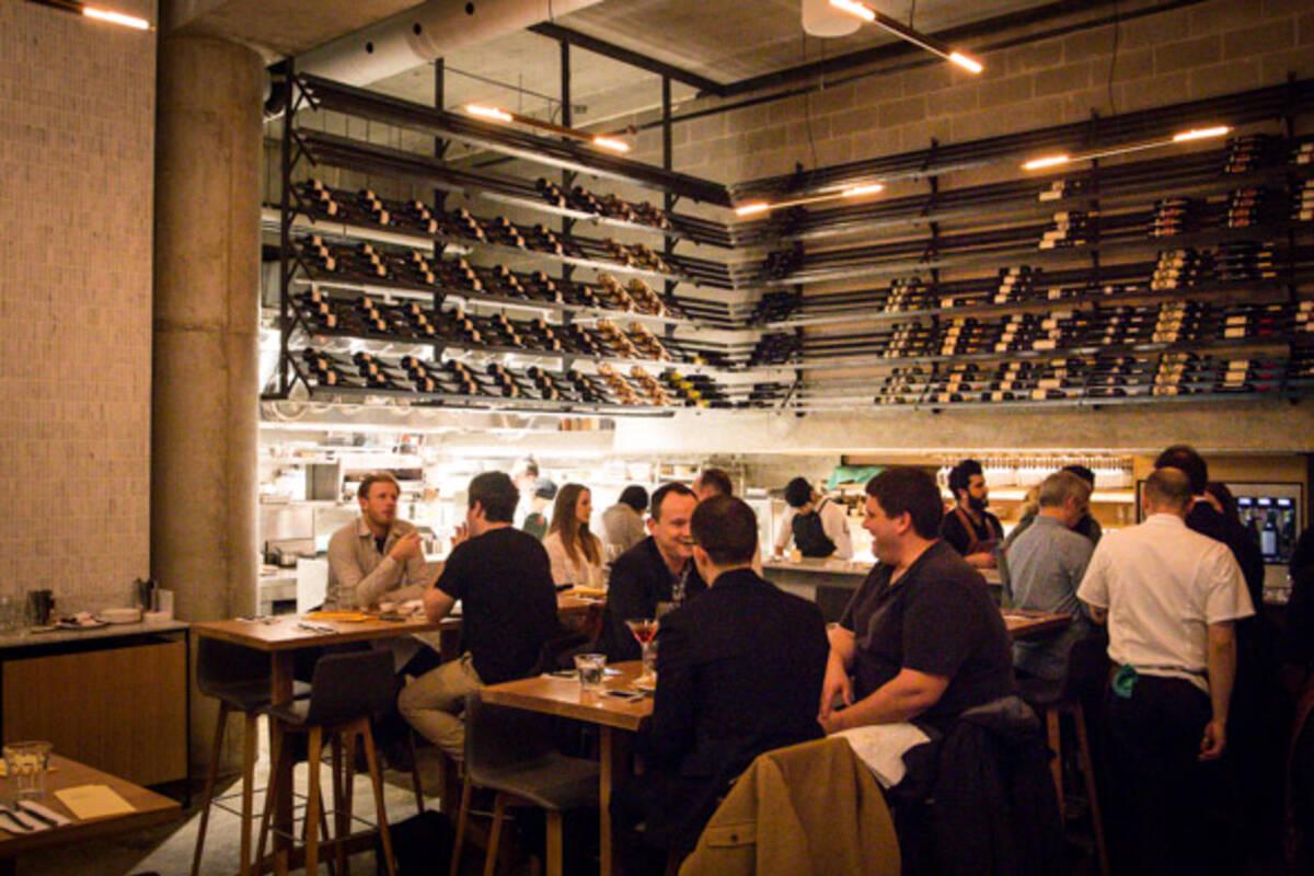 Buca Yorkville Blogto Toronto