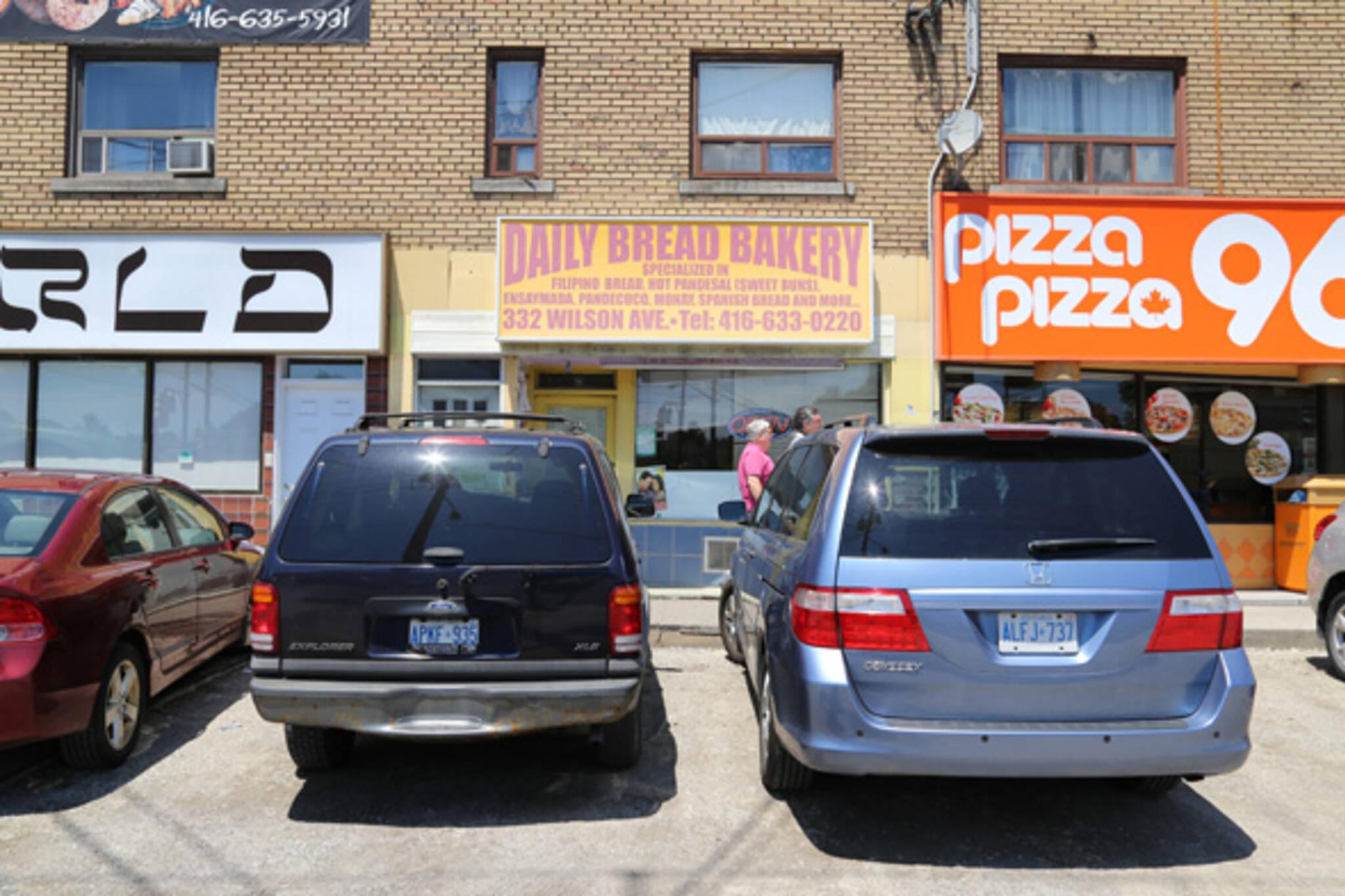 Daily Bread Bakery Toronto