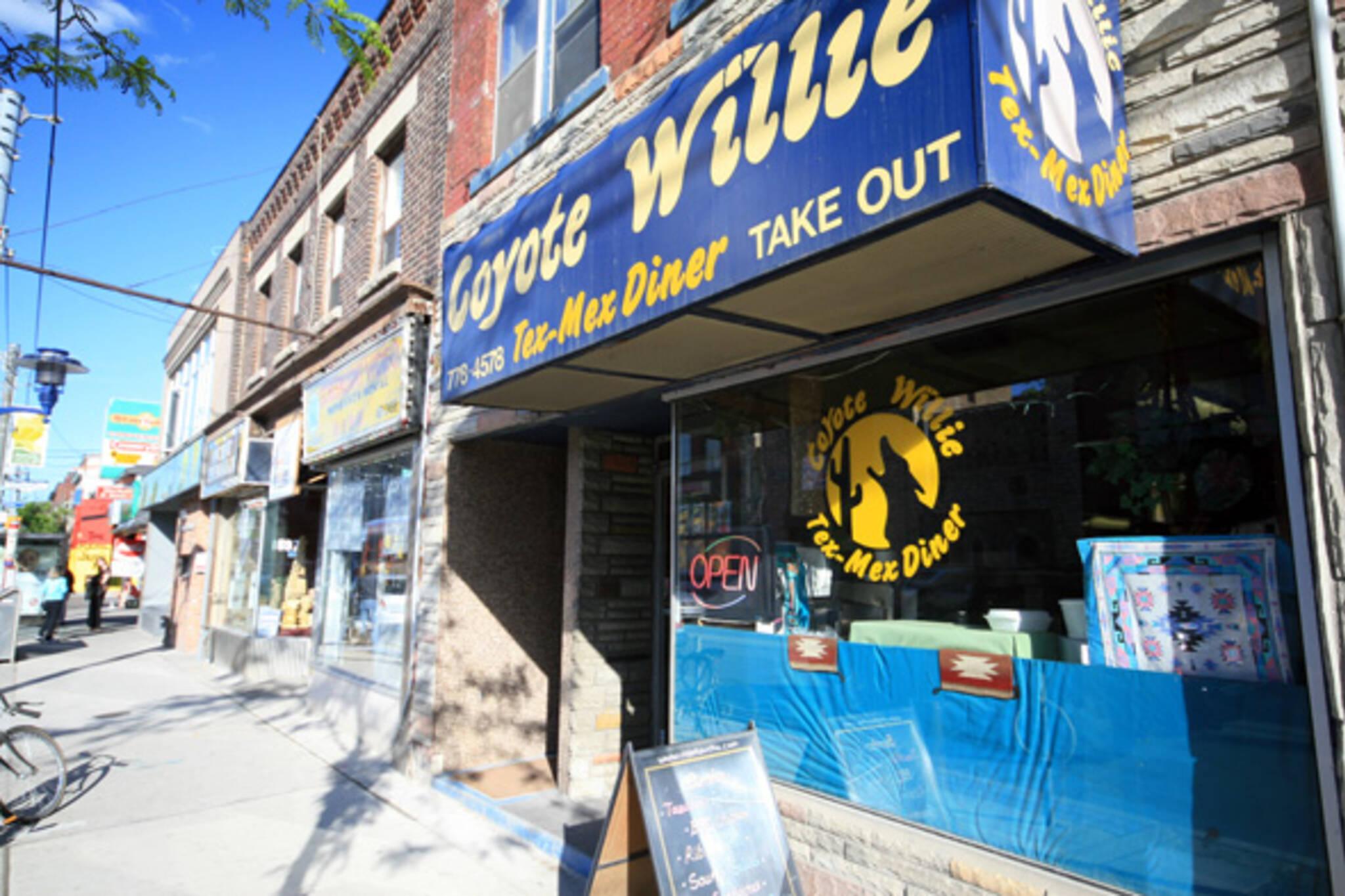 Coyote Willie Toronto