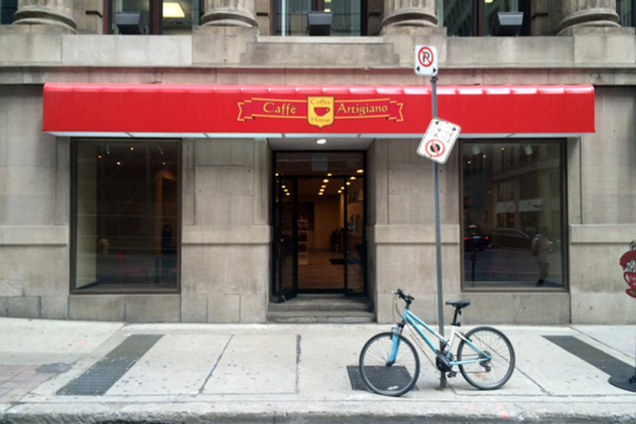 Caffe Artigiano Toronto