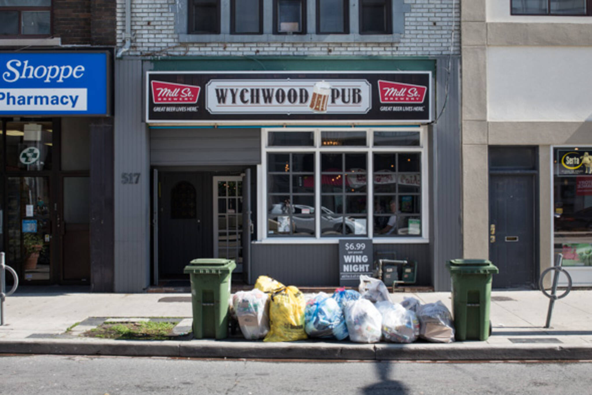 Wychwood Pub Toronto