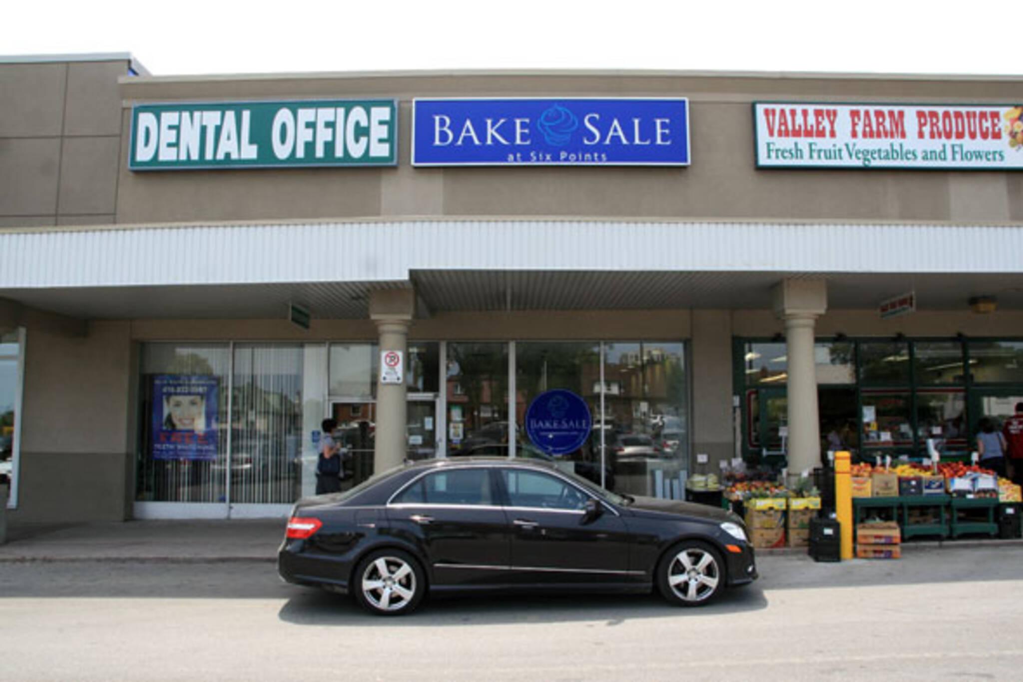 Bake Sale 6 Points