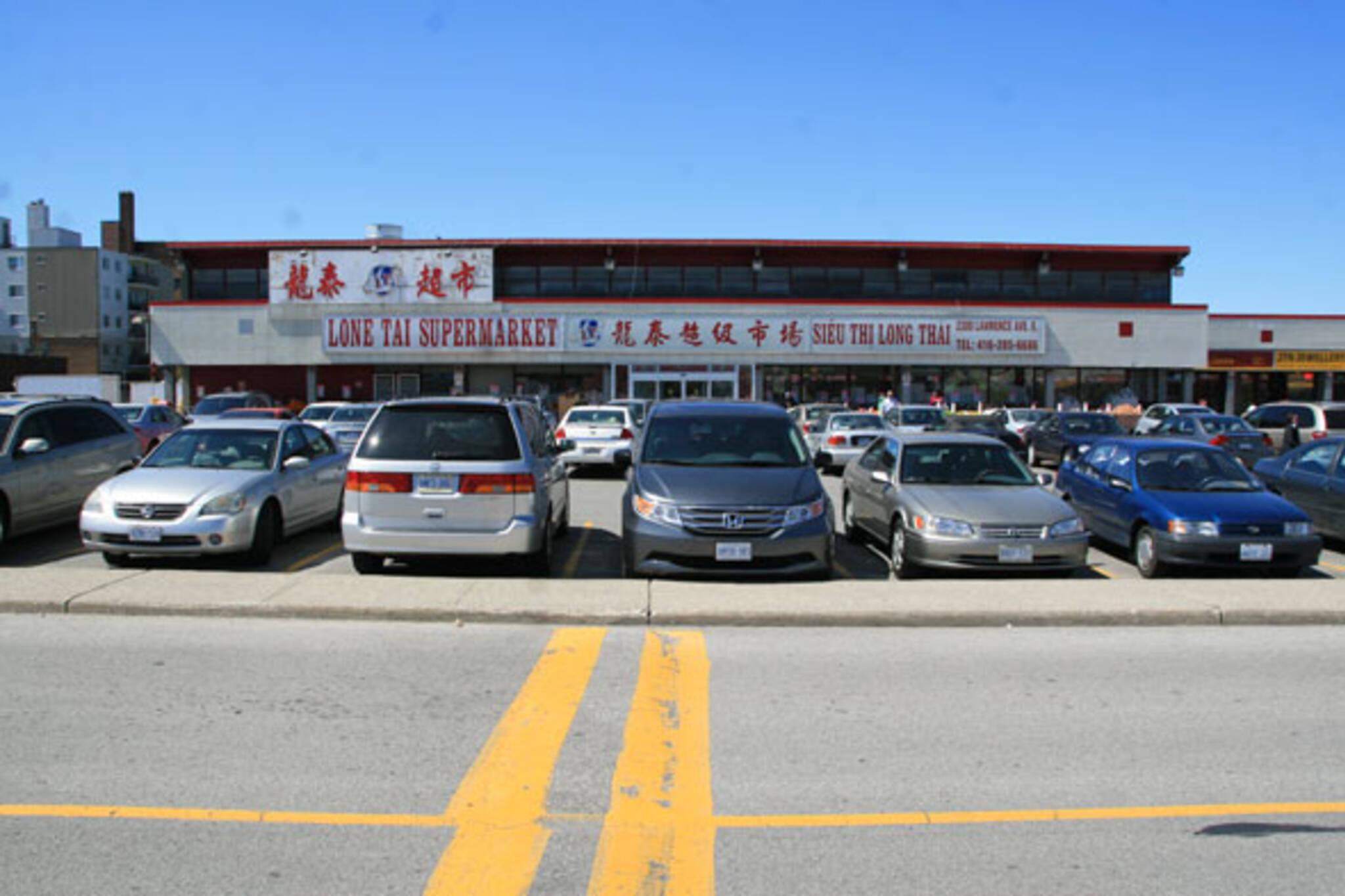 Lone Tai Supermarket
