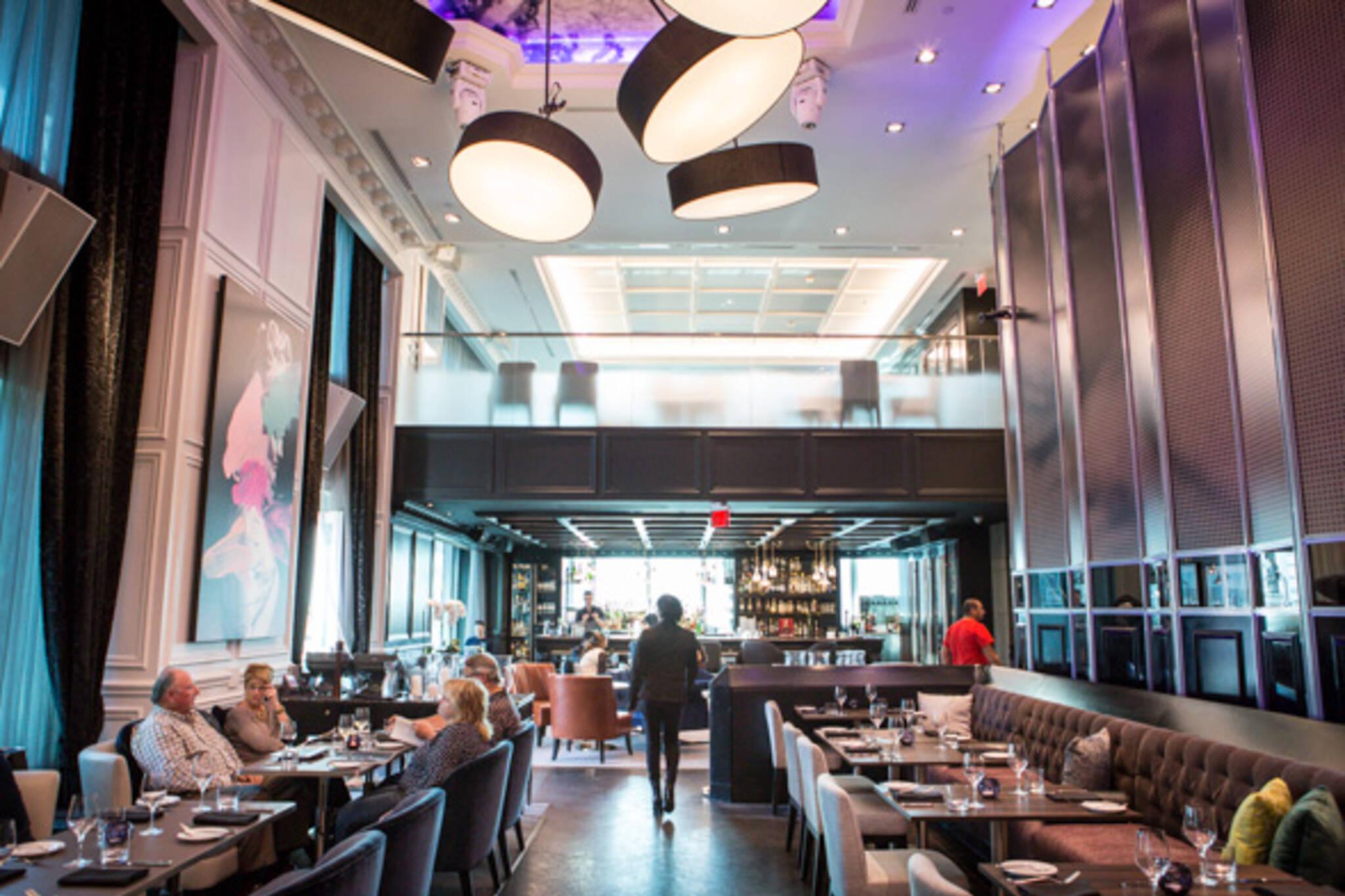 America Restaurant Toronto