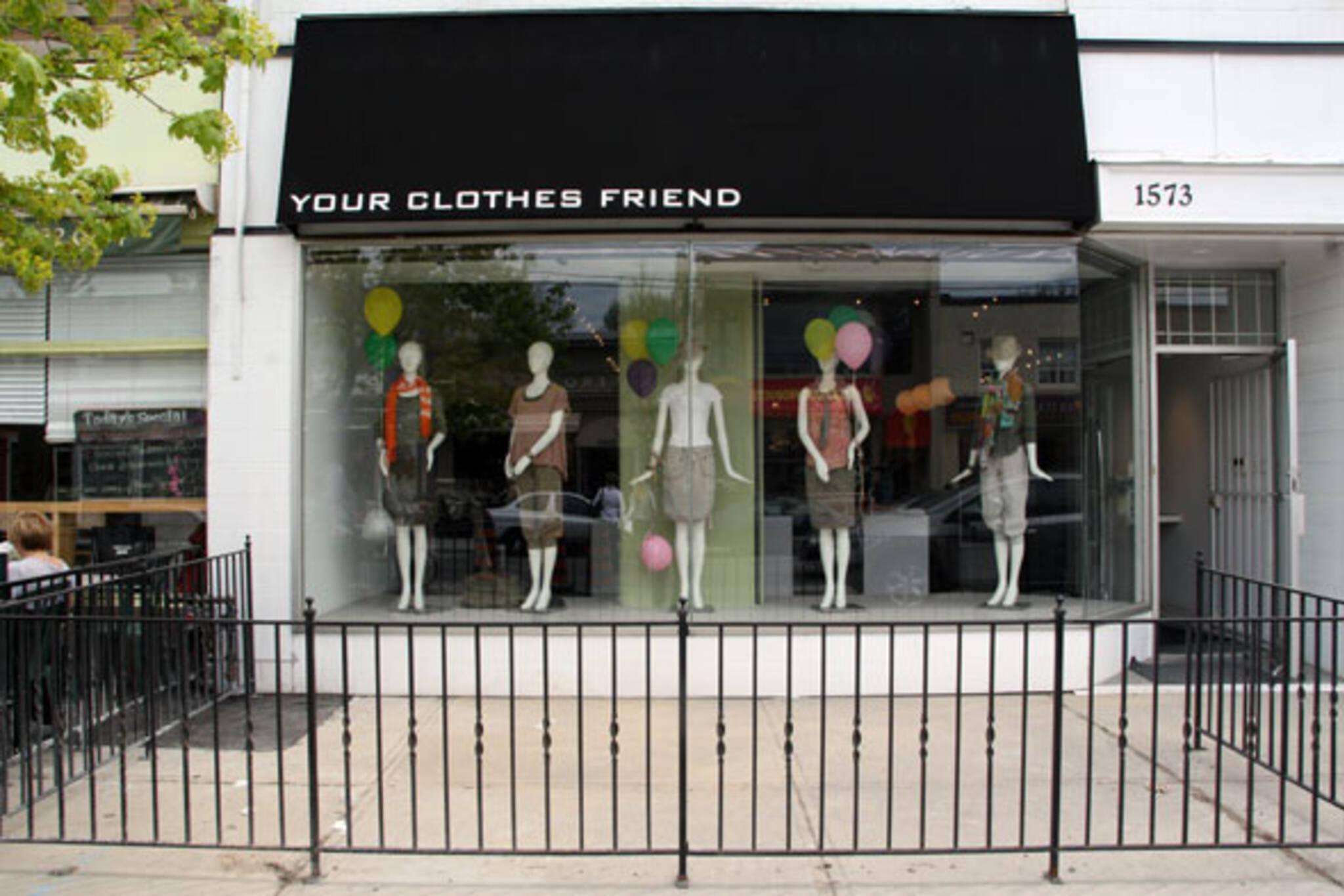Your Clothes Friend