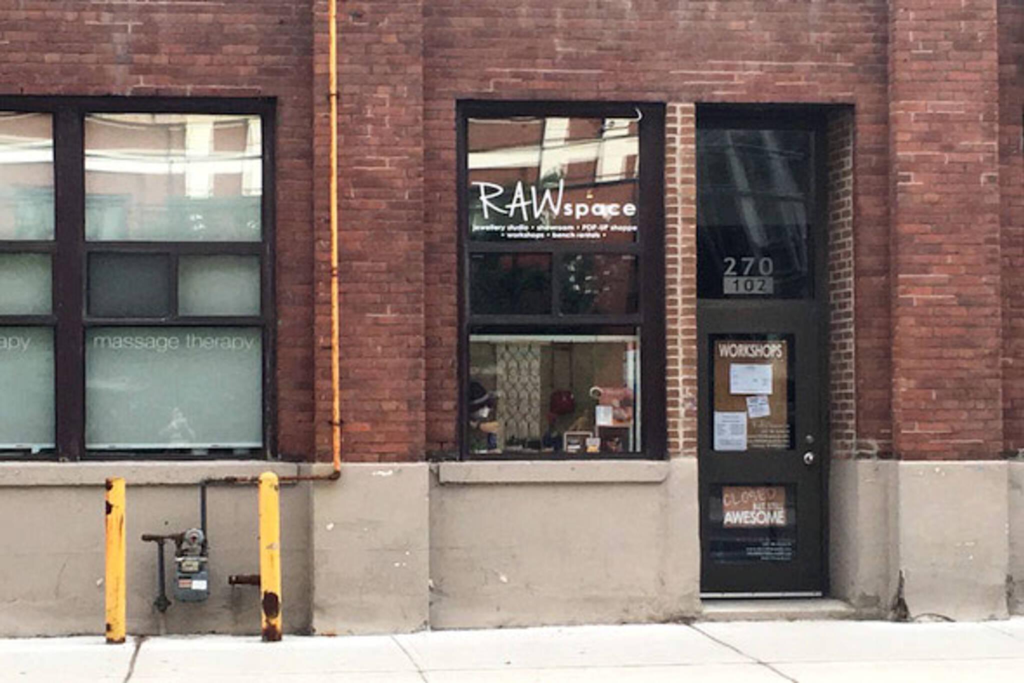 rawspace toronto
