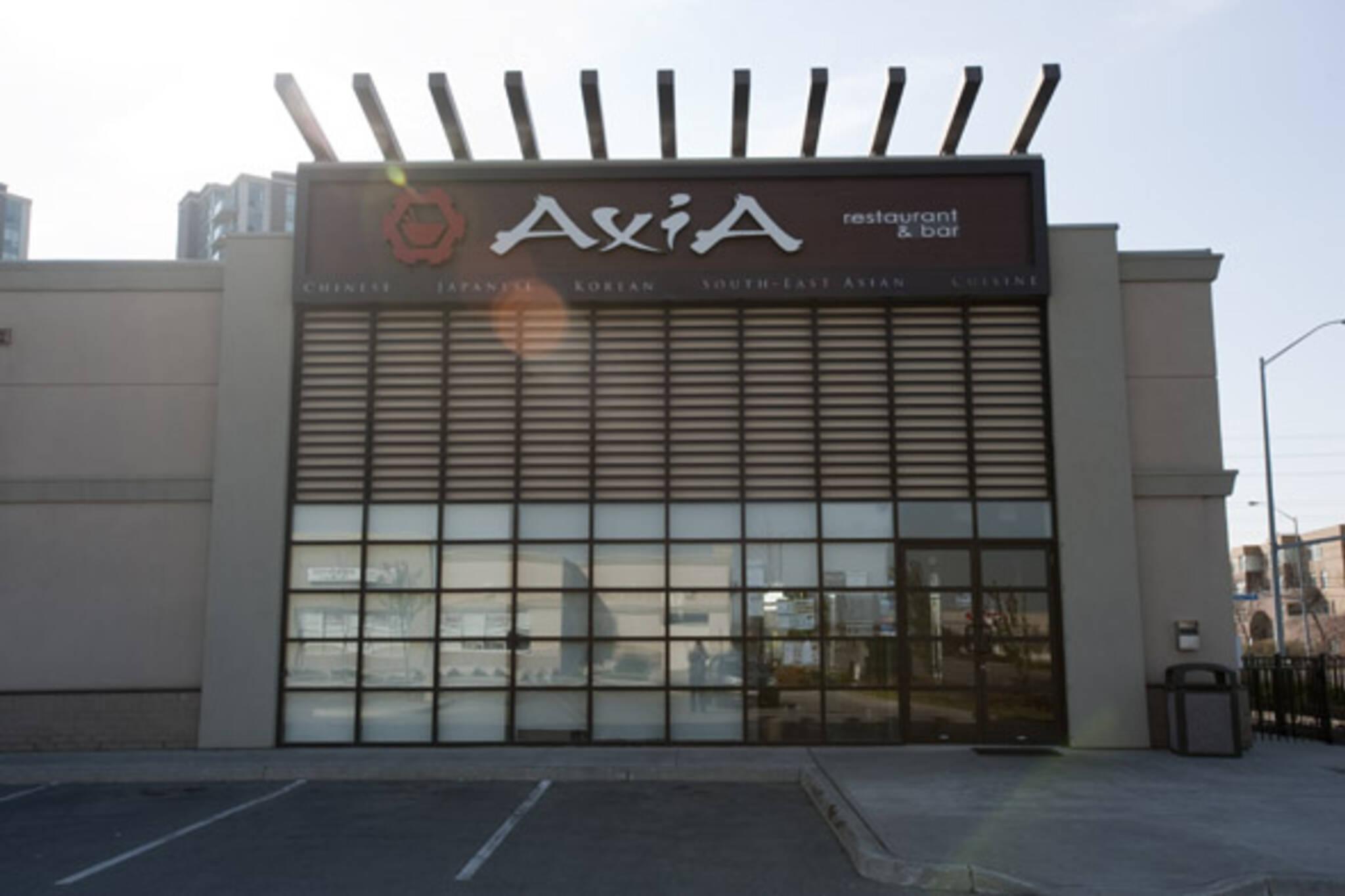 Axia Restaurant Mississauga