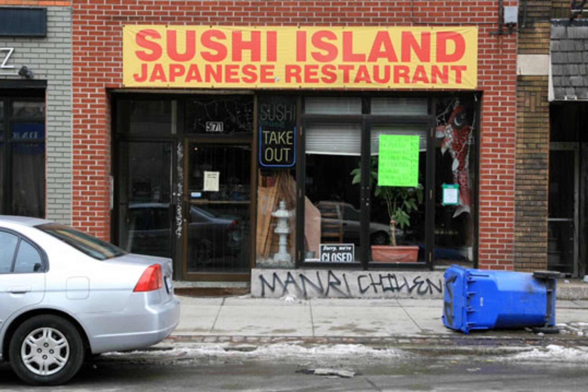 Sushi Island