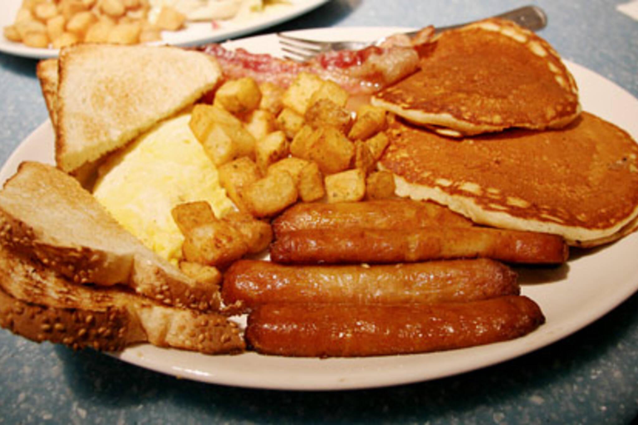 Fran's Big Breakfast
