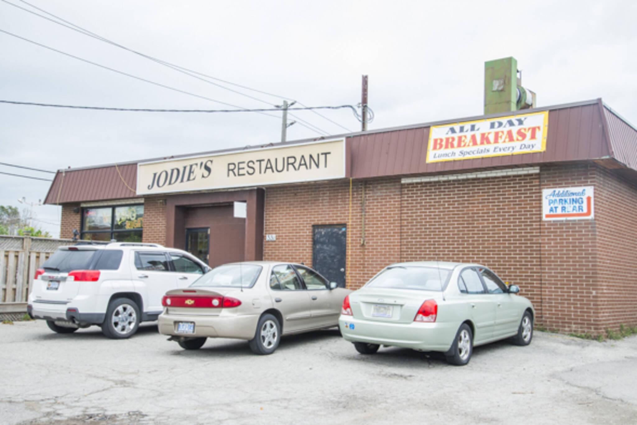 Jodies Restaurant Toronto