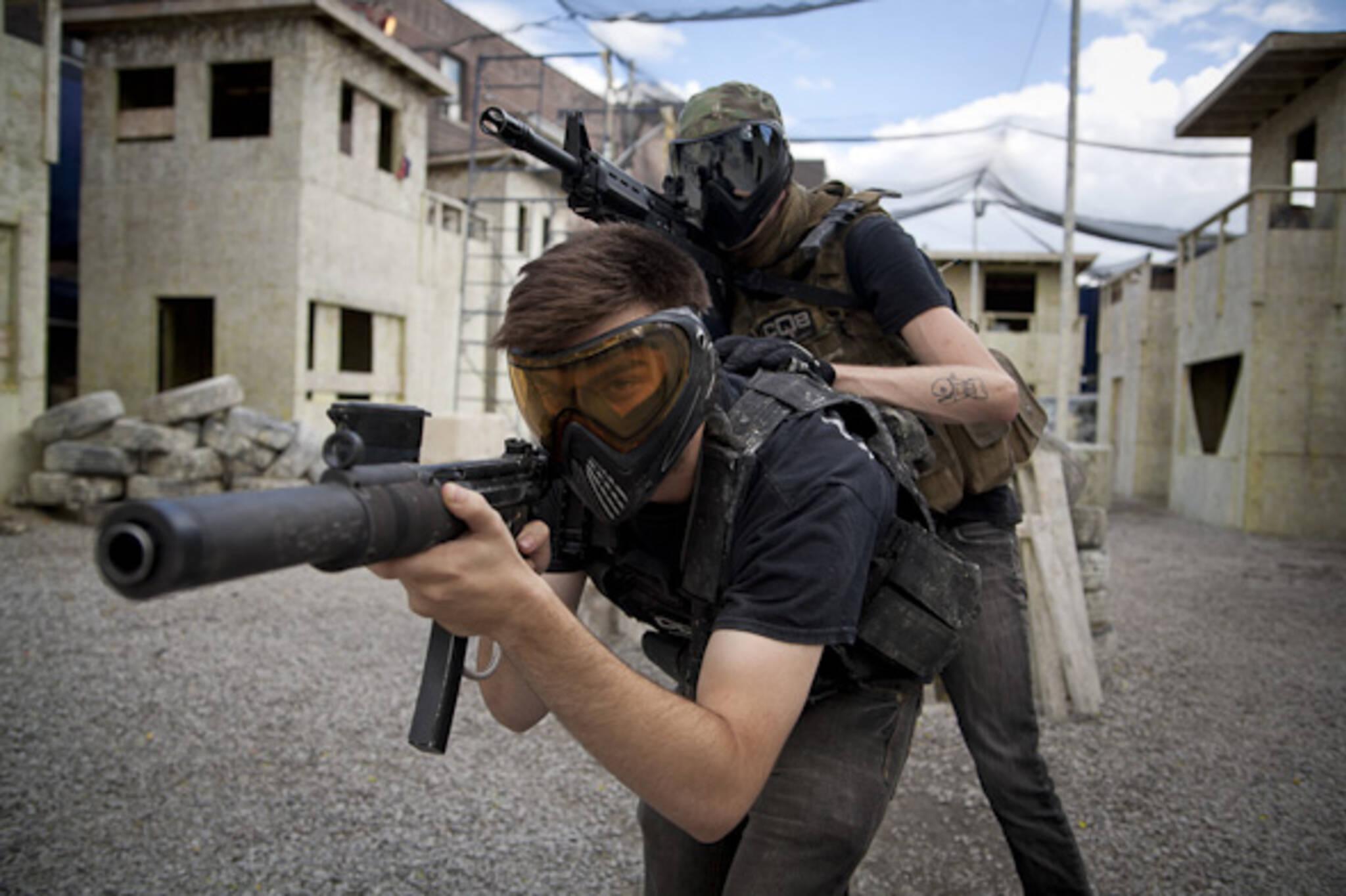 CQB Tactical Paintball & Training Academy - CLOSED - blogTO