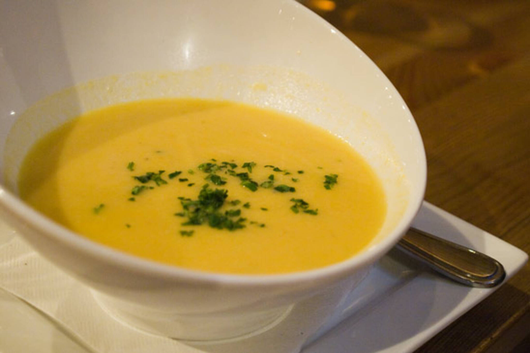 rush hour cauliflower soup