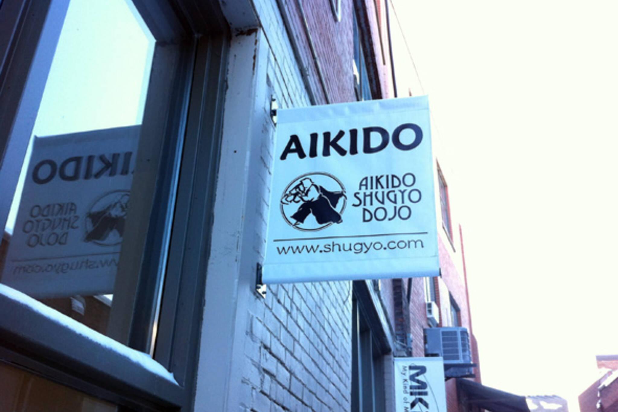 Aikido Shugyo Dojo