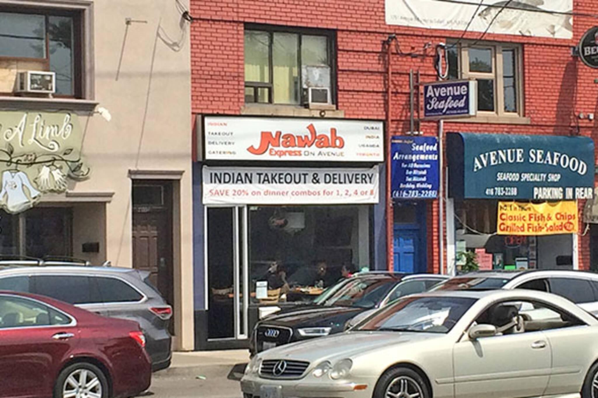 Nawab Express Avenue Toronto