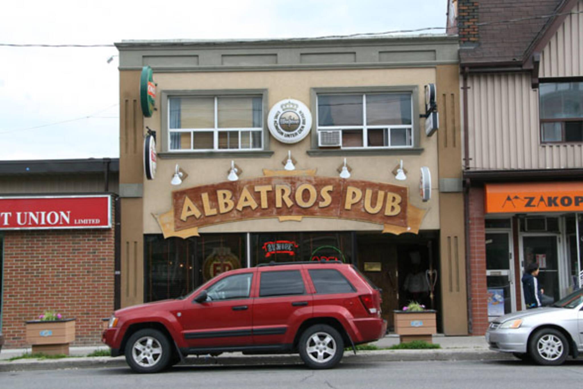 Albatros Pub Toronto