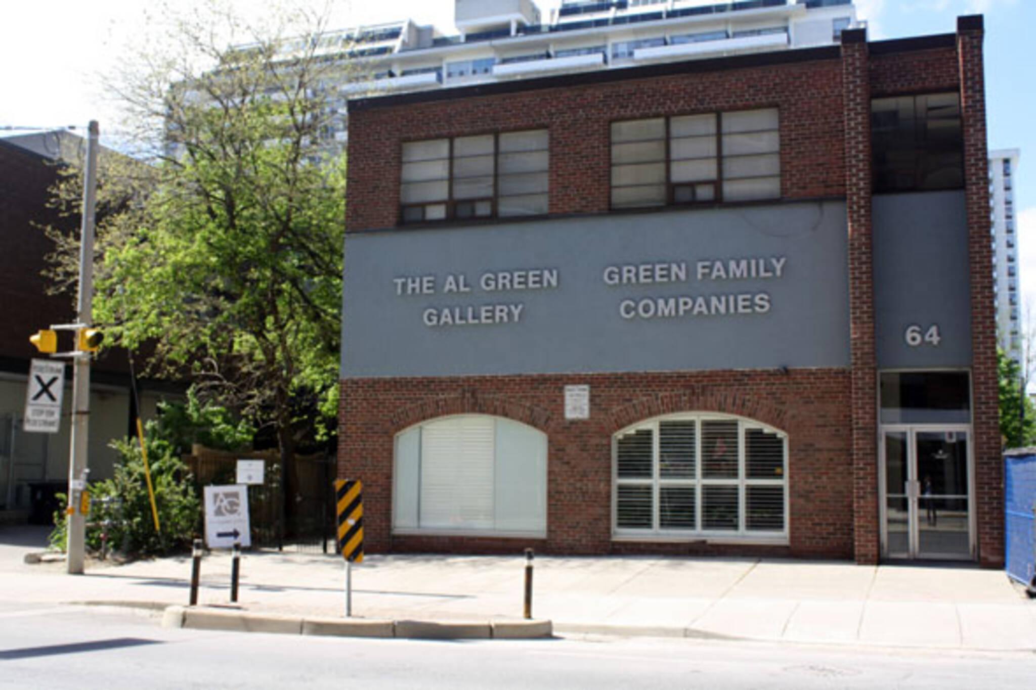 Al Green Gallery Toronto