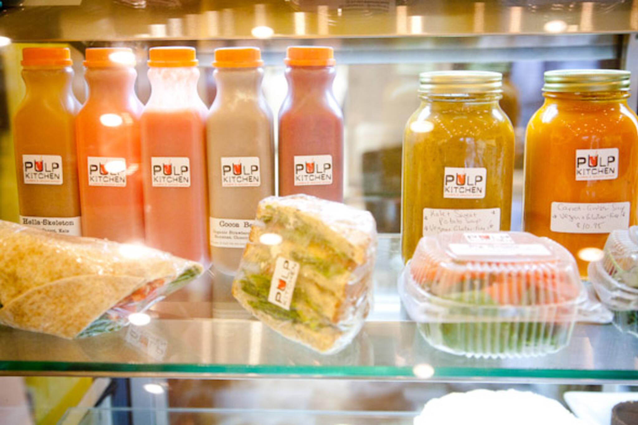 Pulp Kitchen Toronto
