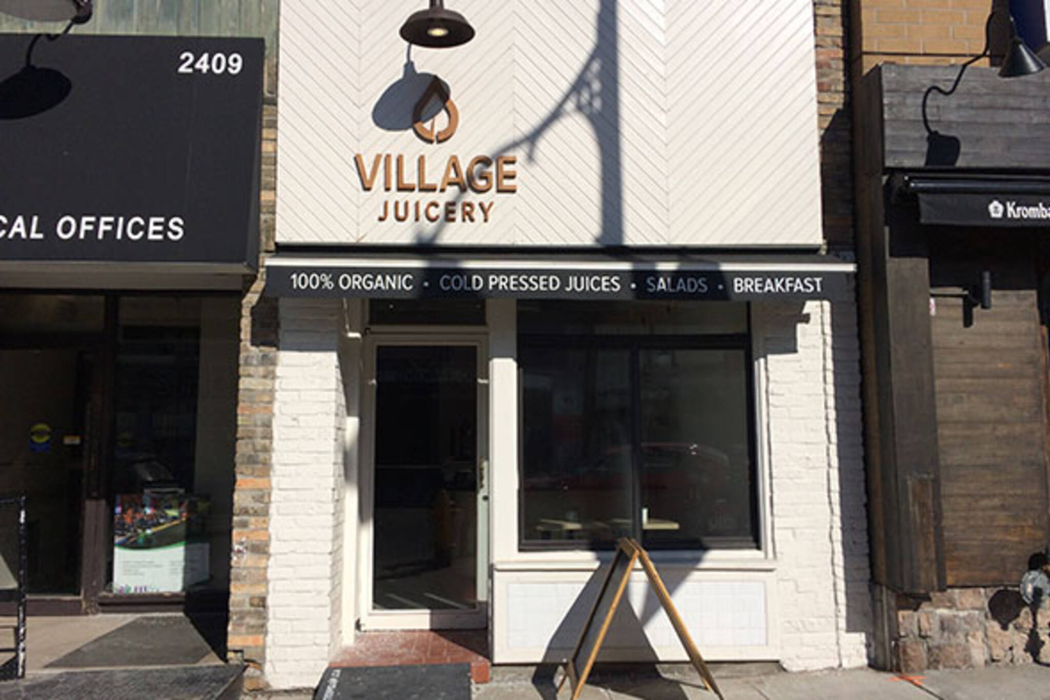 Village Juicery Yonge