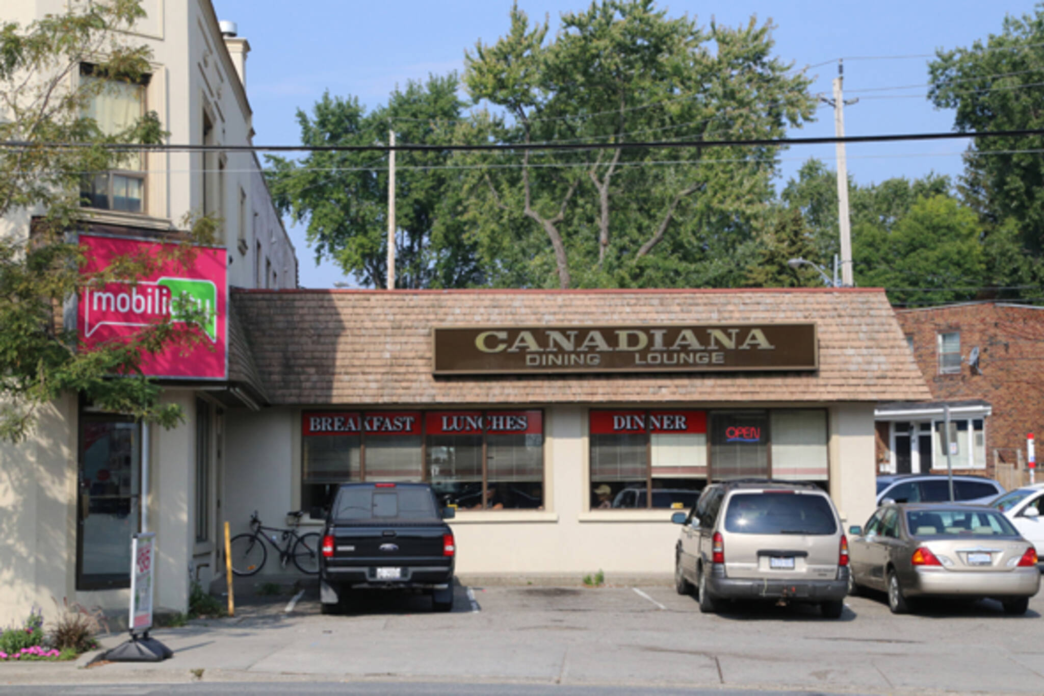 Canadiana Dining Lounge