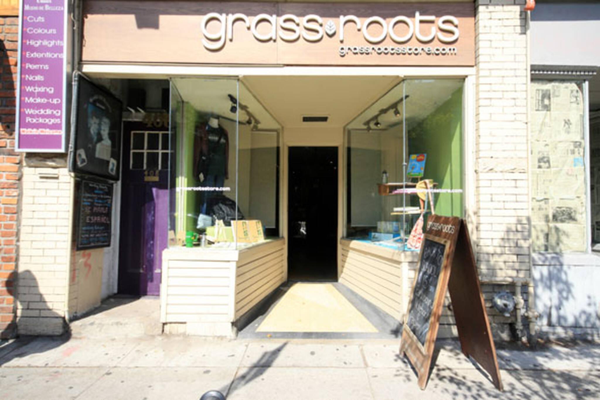 Grassroots Toronto