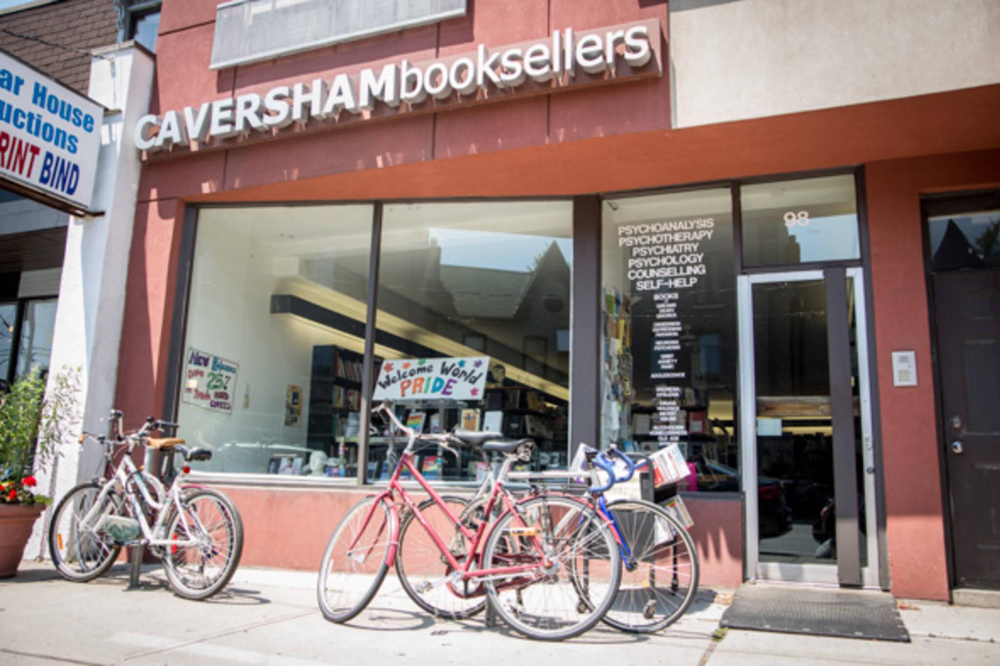 caversham booksellers toronto