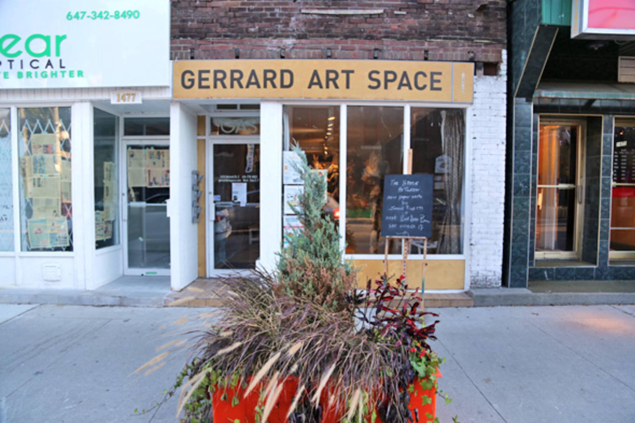 Gerrard Art Space