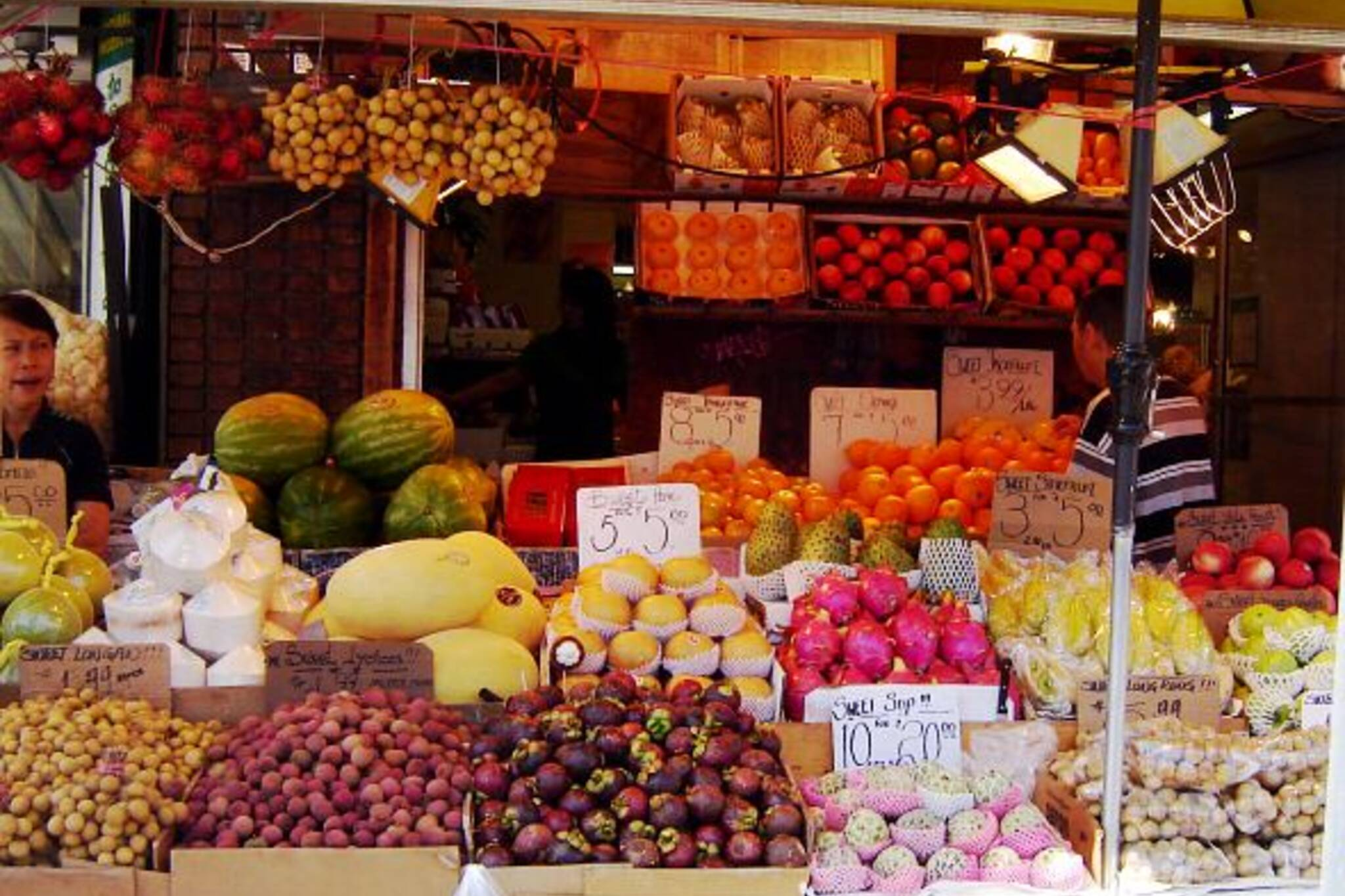 K&K Specialty Tropical Fruits