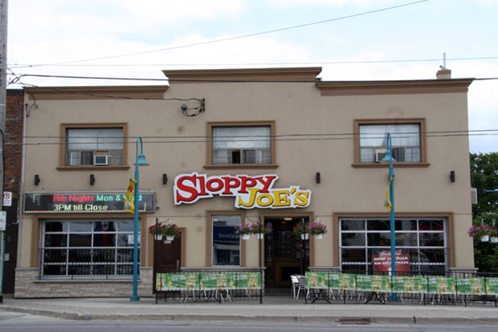 Sloppy Joe's Toronto