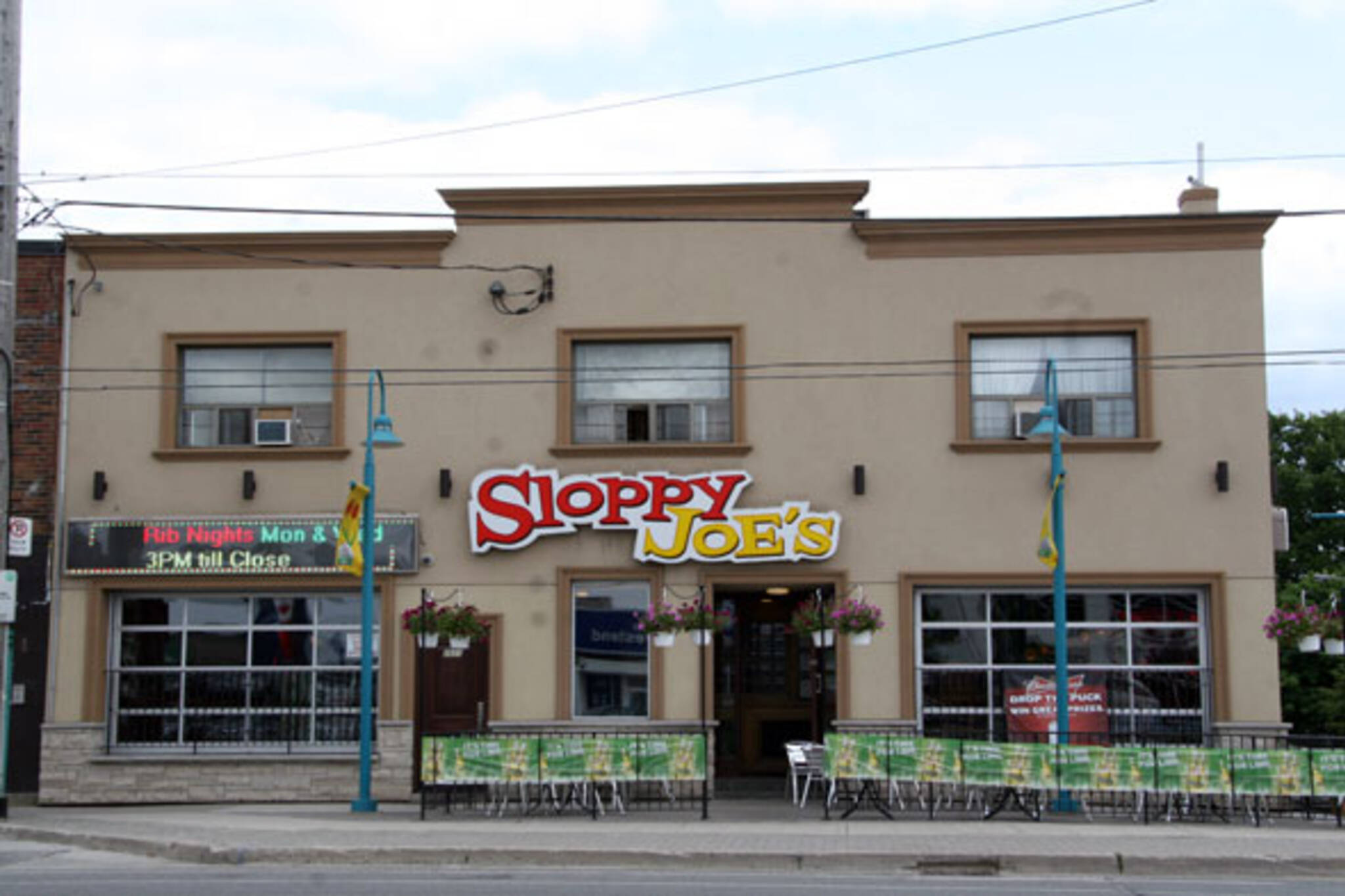 Sloppy Joe's Toronto