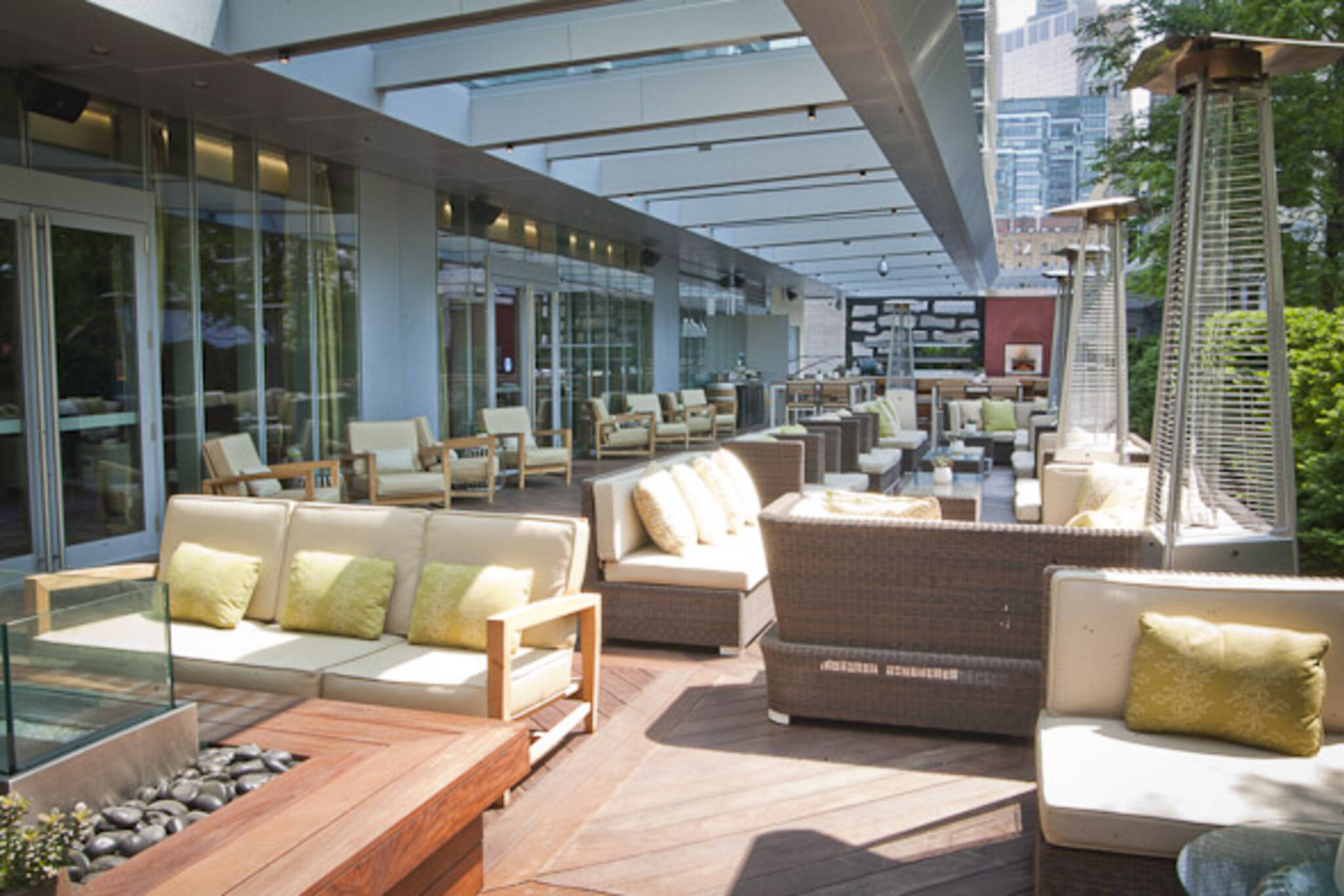 DEQ Ritz Carlton Toronto