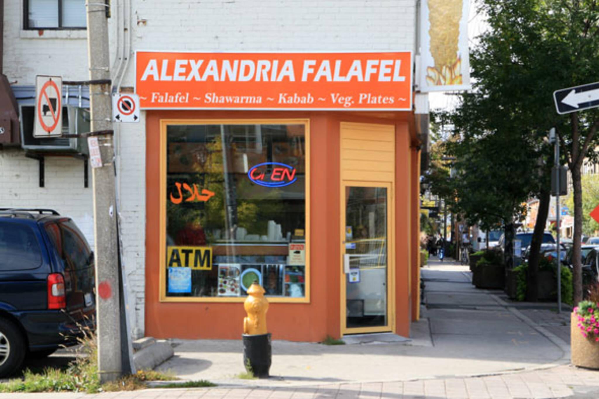 Alexandria Falafel