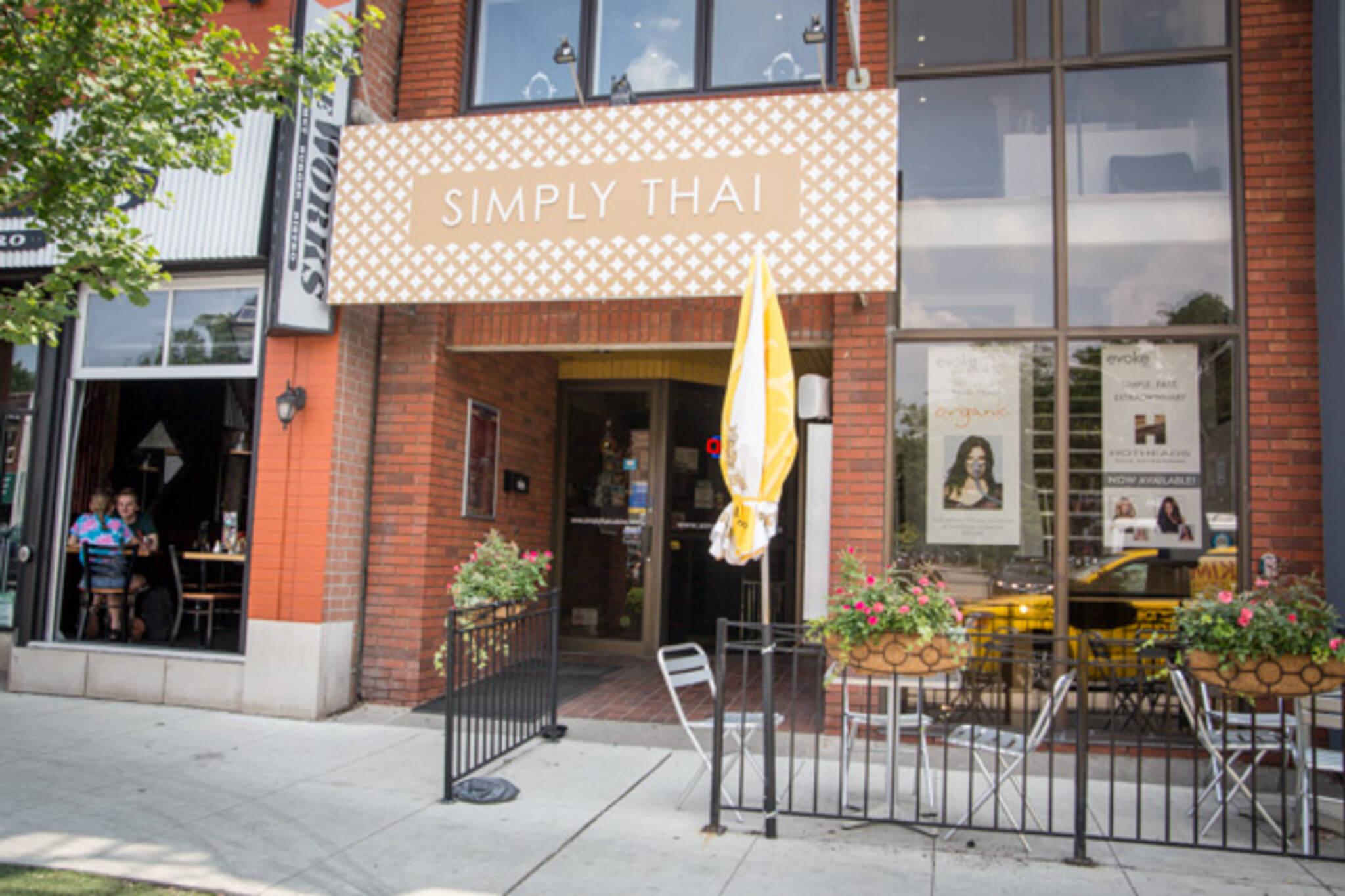 Simply Thai Toronto