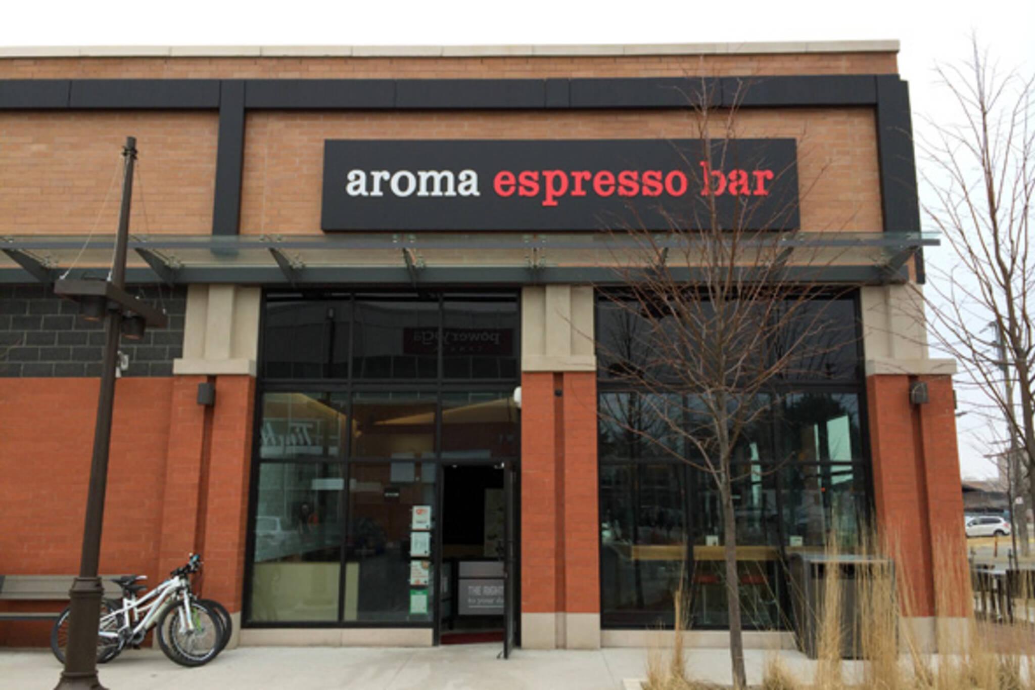 Aroma Espresso Bar laird