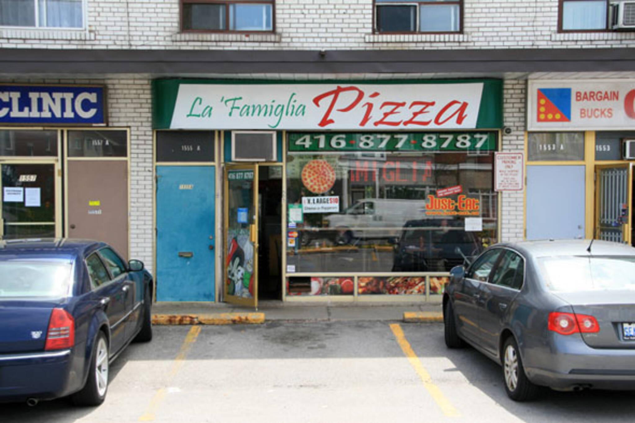 La Famiglia Pizza