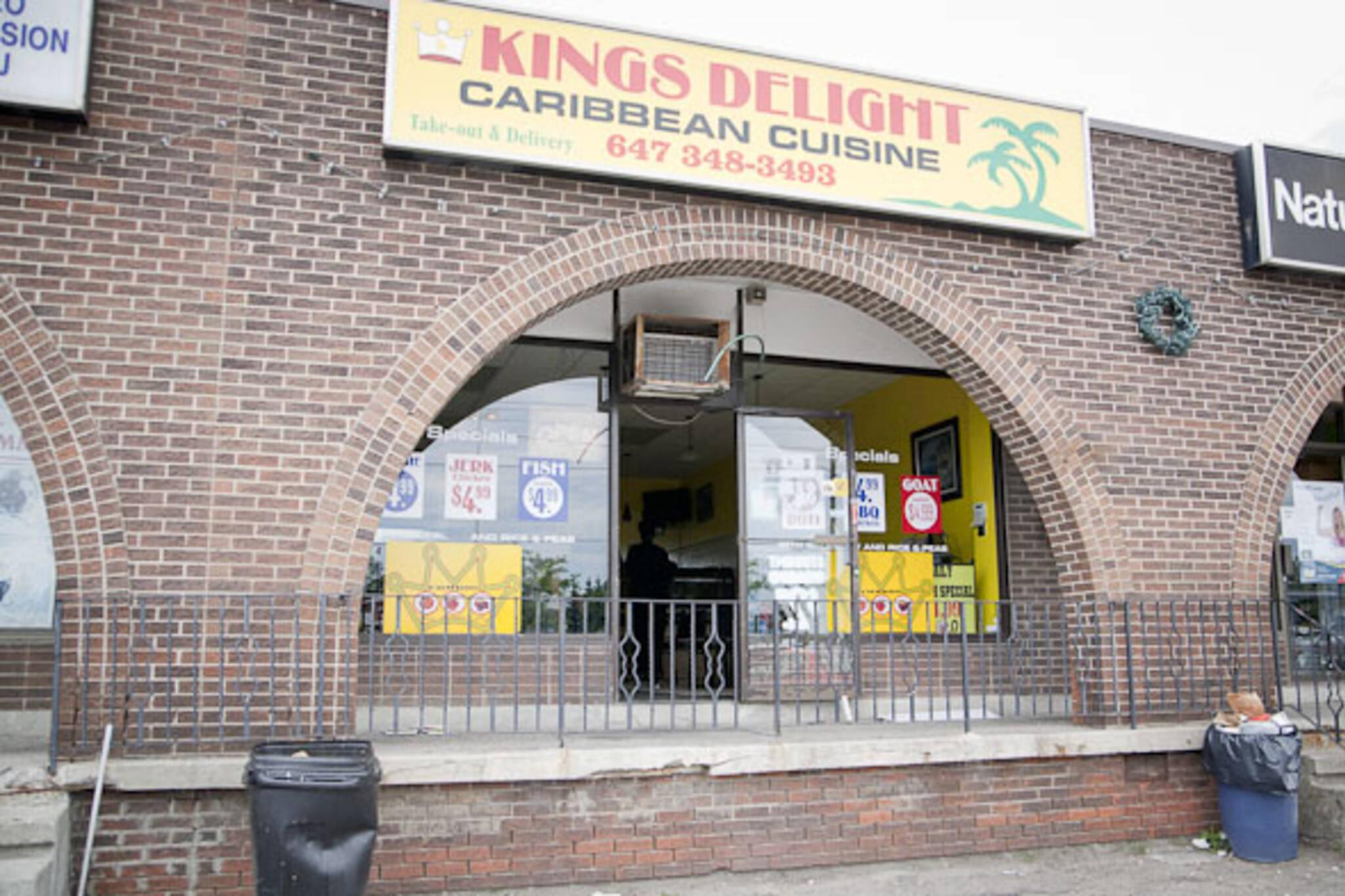 kings delight caribbean cuisine toronto