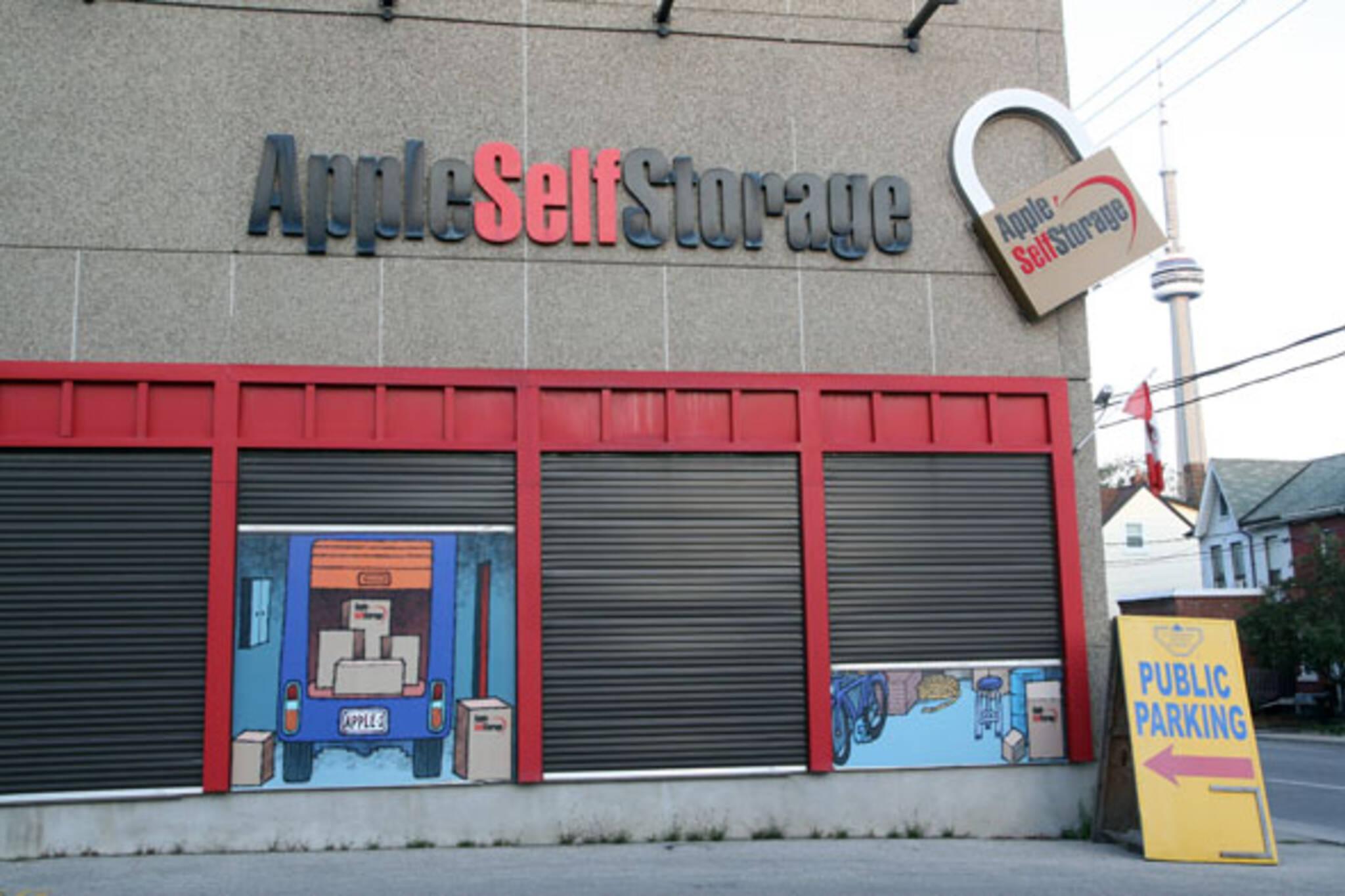 Apple Self Storage